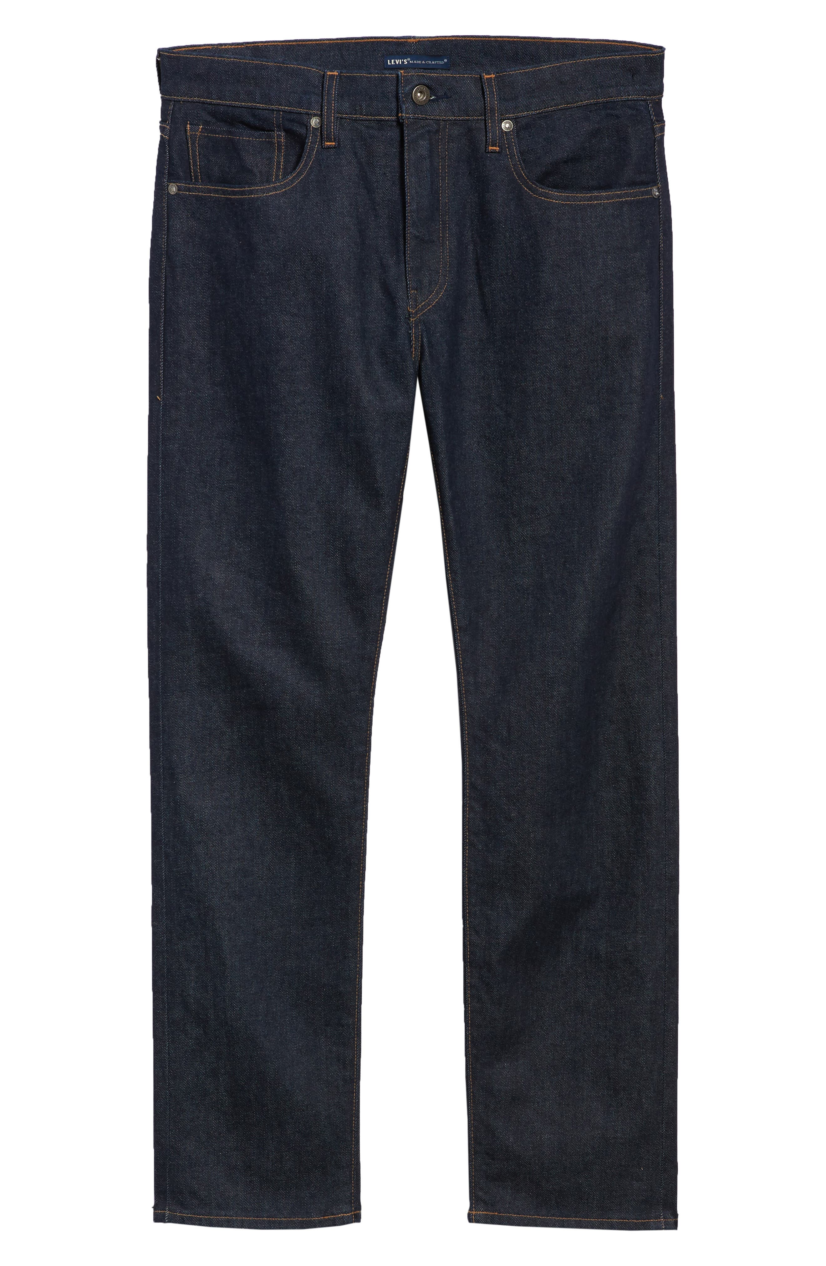 502<sup>™</sup> Straight Leg Jeans,                             Alternate thumbnail 6, color,                             401