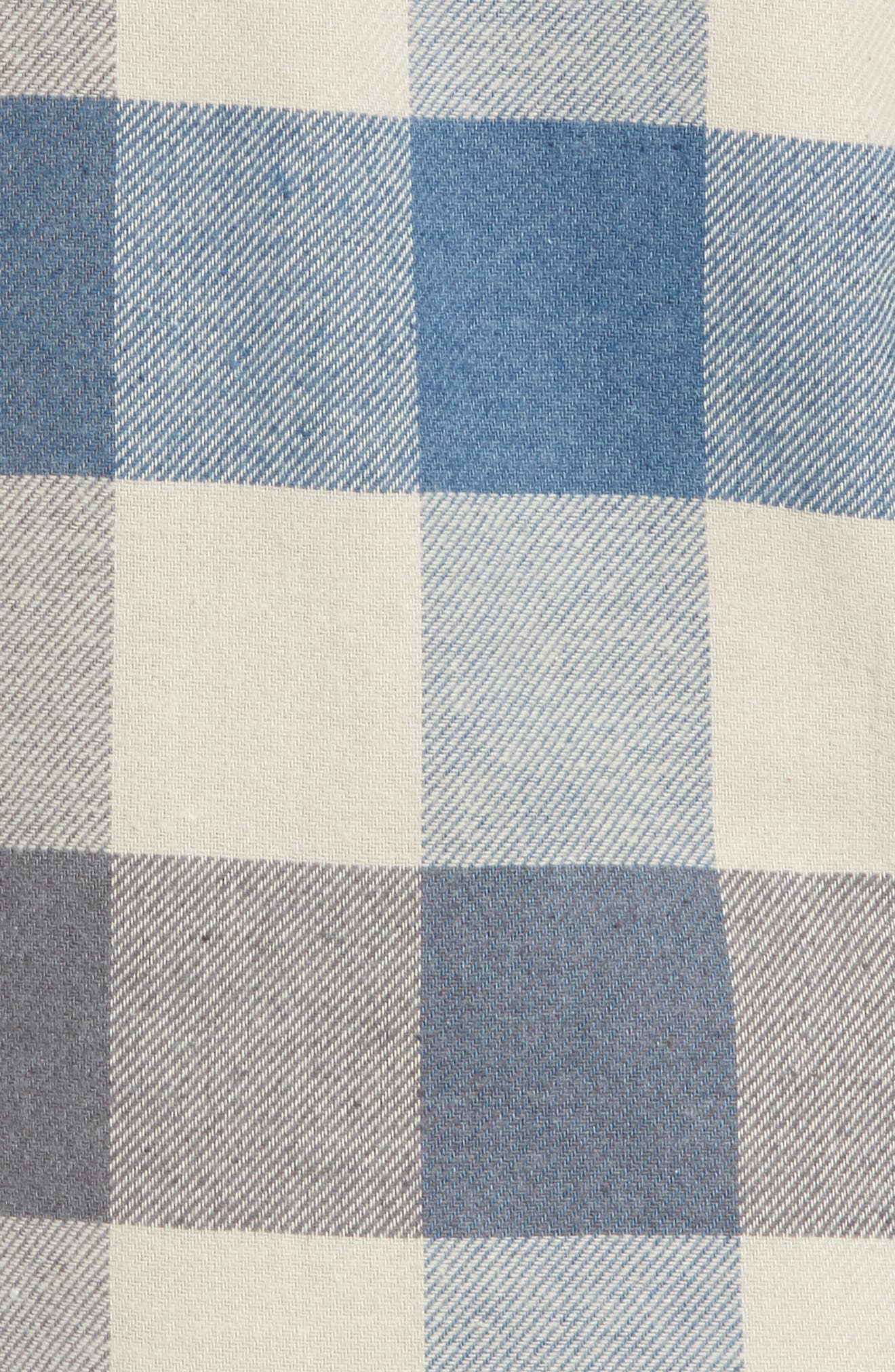 Bowery Flannel Shirt,                             Alternate thumbnail 48, color,