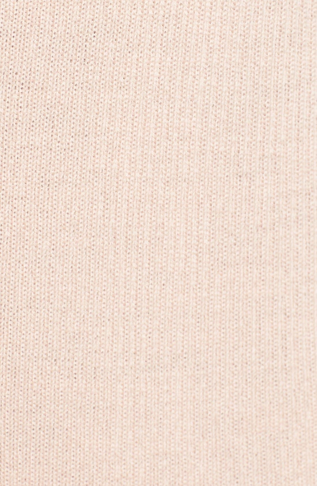 Rib Knit Wool Blend Cardigan,                             Alternate thumbnail 97, color,