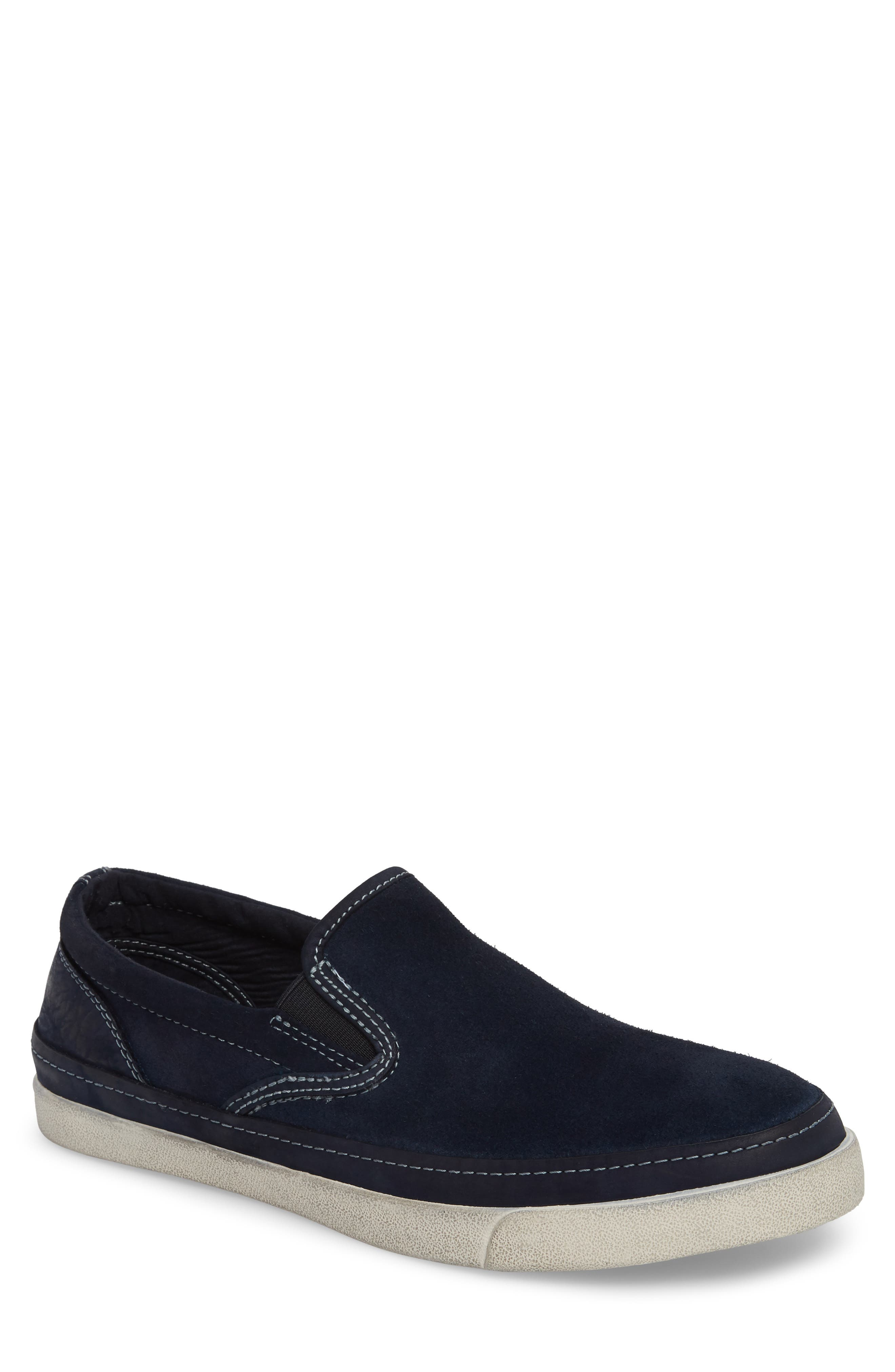 Jett Slip-On Sneaker,                         Main,                         color, MIDNIGHT