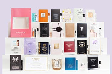 Get a 27-piece gift with $85 fragrance purchase. A $72 value.