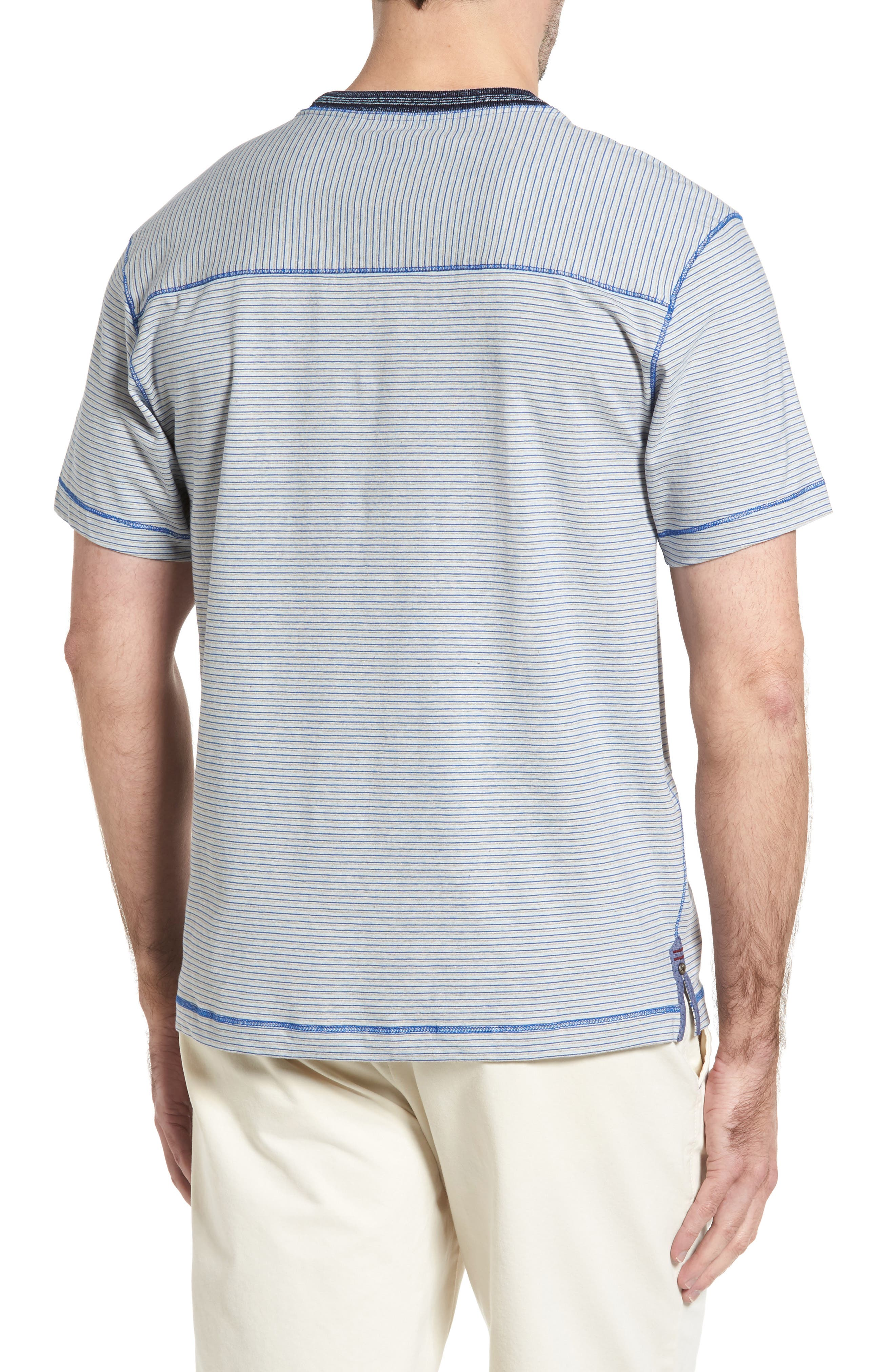 Strong Stripe T-Shirt,                             Alternate thumbnail 2, color,                             438