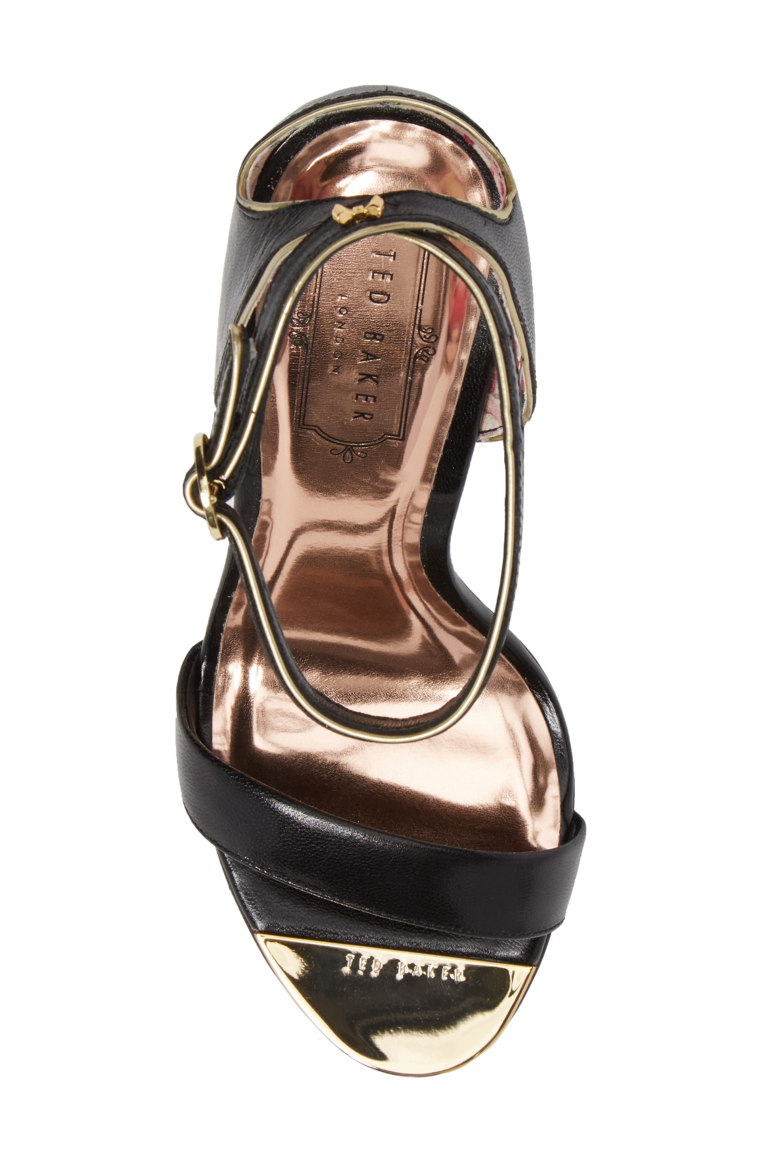 Mirobell Ankle Strap Sandal,                             Alternate thumbnail 13, color,