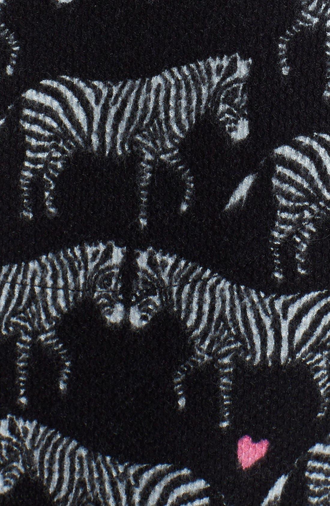 Cozy Appliqué Thermal Pajamas,                             Alternate thumbnail 2, color,                             019