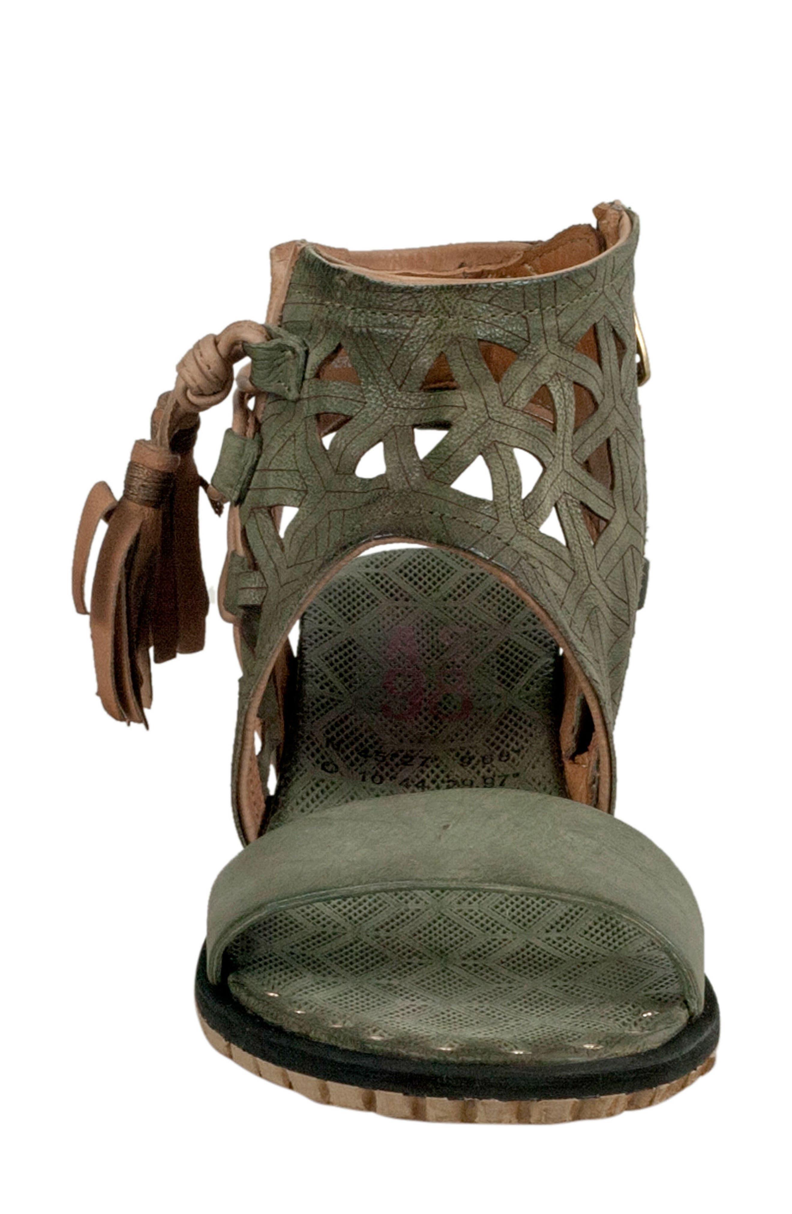 Petrona Ankle Shield Sandal,                             Alternate thumbnail 8, color,