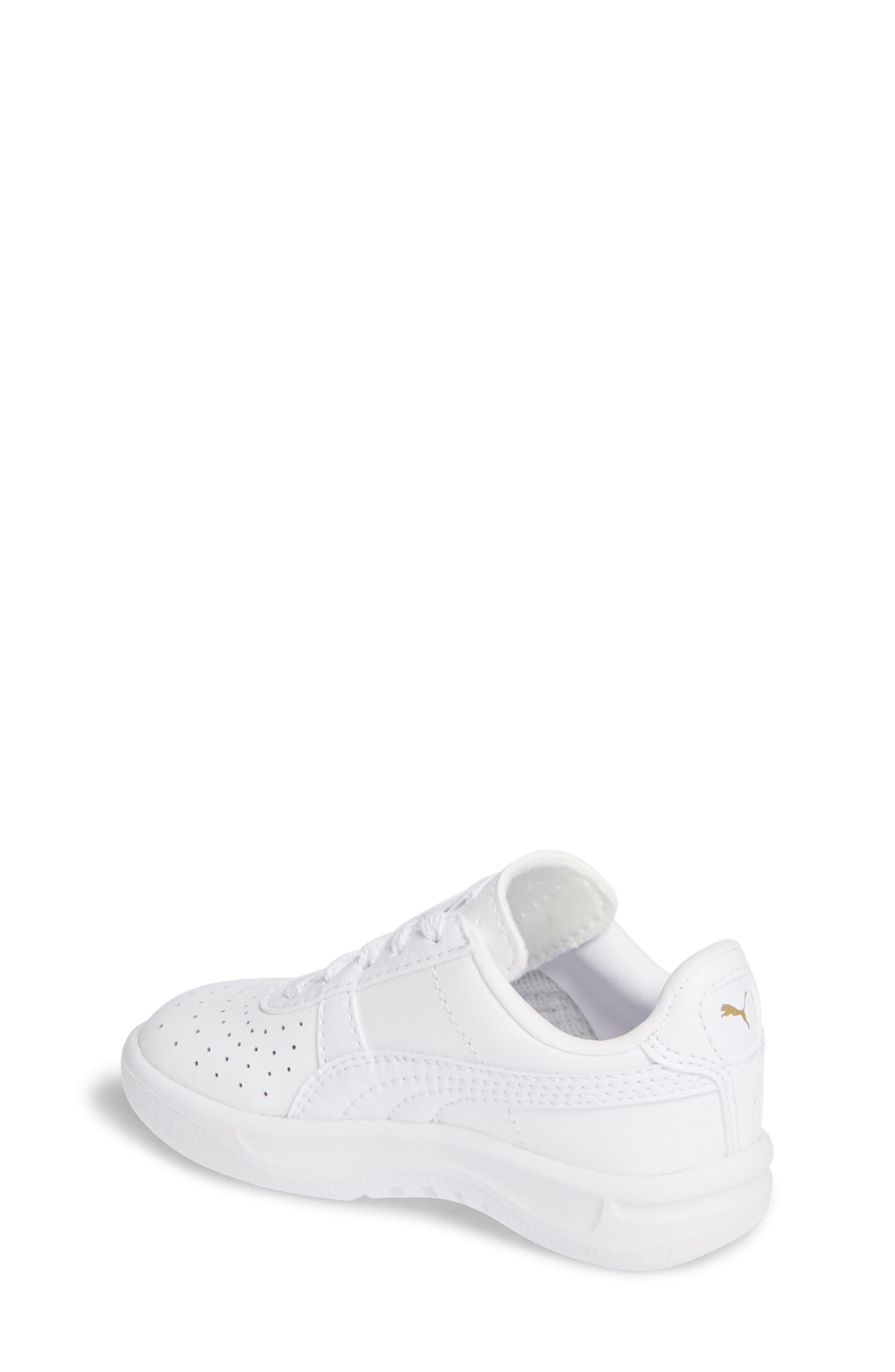 GV Special Sneaker,                             Alternate thumbnail 2, color,                             PUMA WHITE-PUMA TEAM GOLD