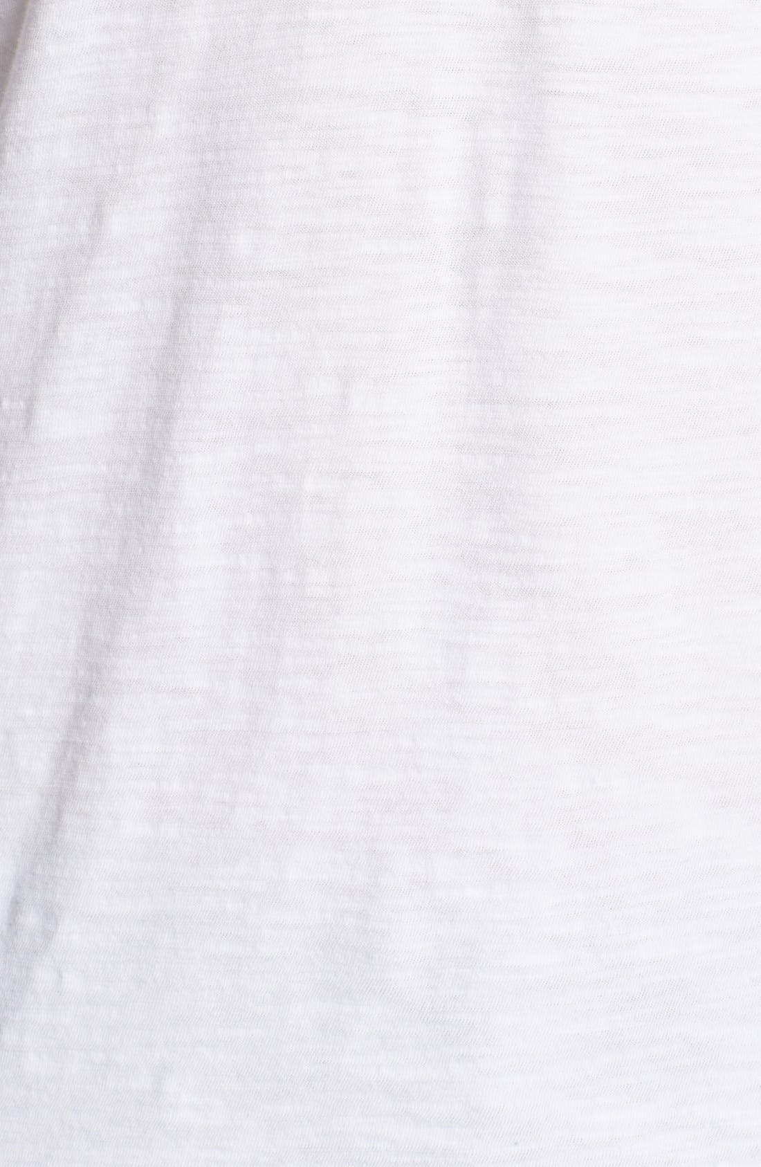Long Sleeve Cotton Jersey Henley,                             Alternate thumbnail 10, color,