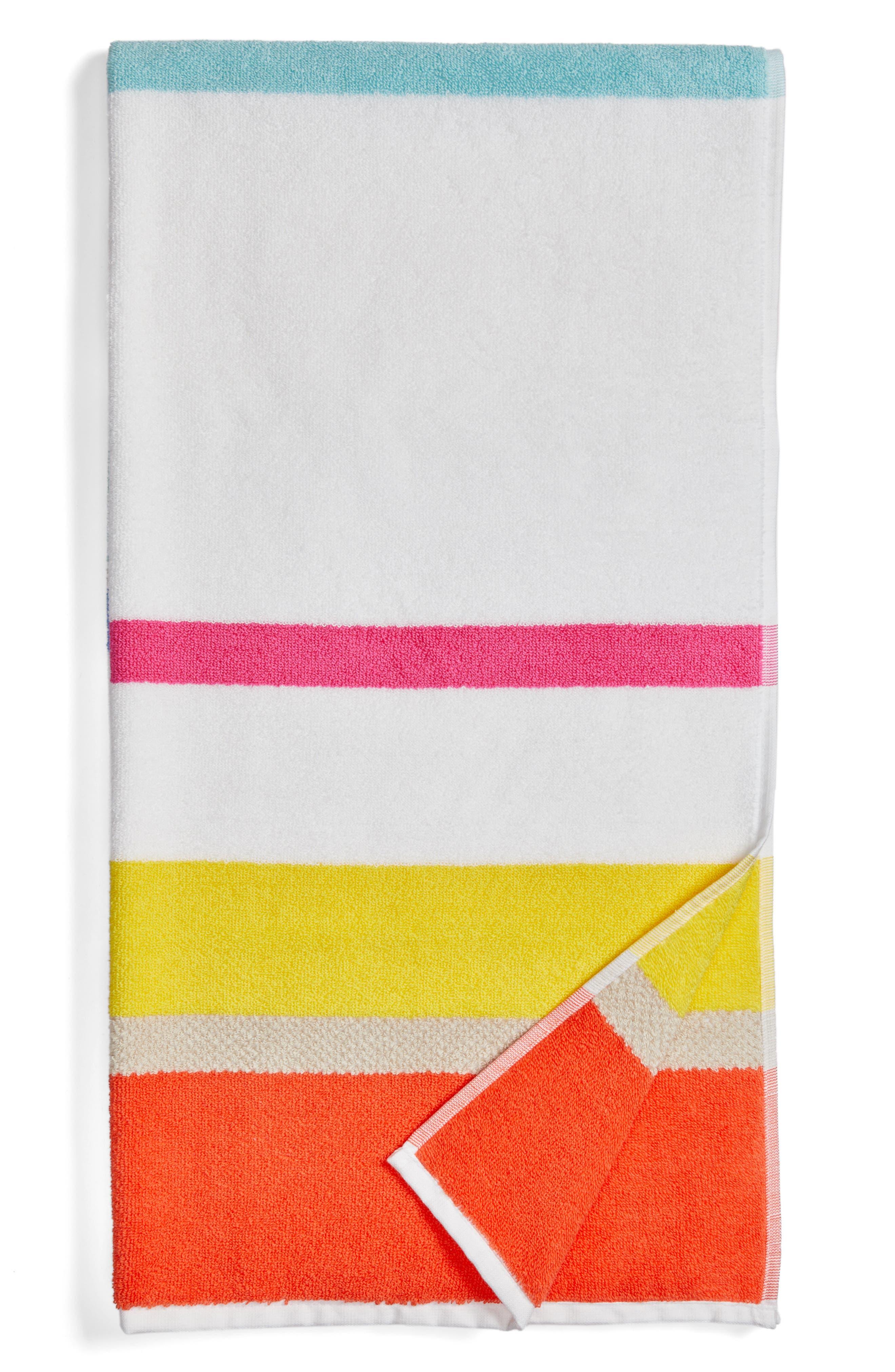 paintball floral bath towel,                         Main,                         color, 650