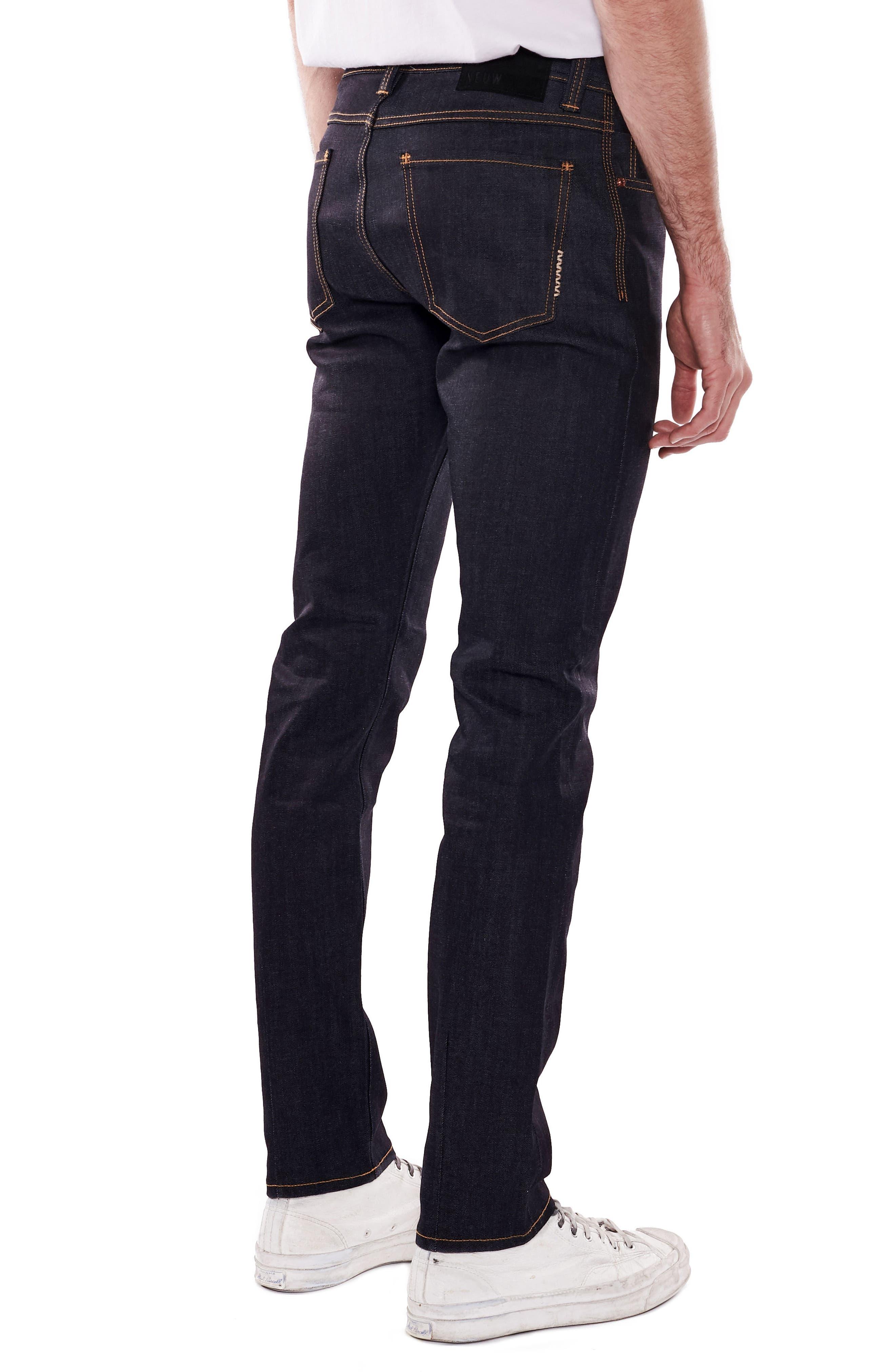 NEUW,                             Iggy Skinny Jeans,                             Alternate thumbnail 2, color,                             RAW STRETCH