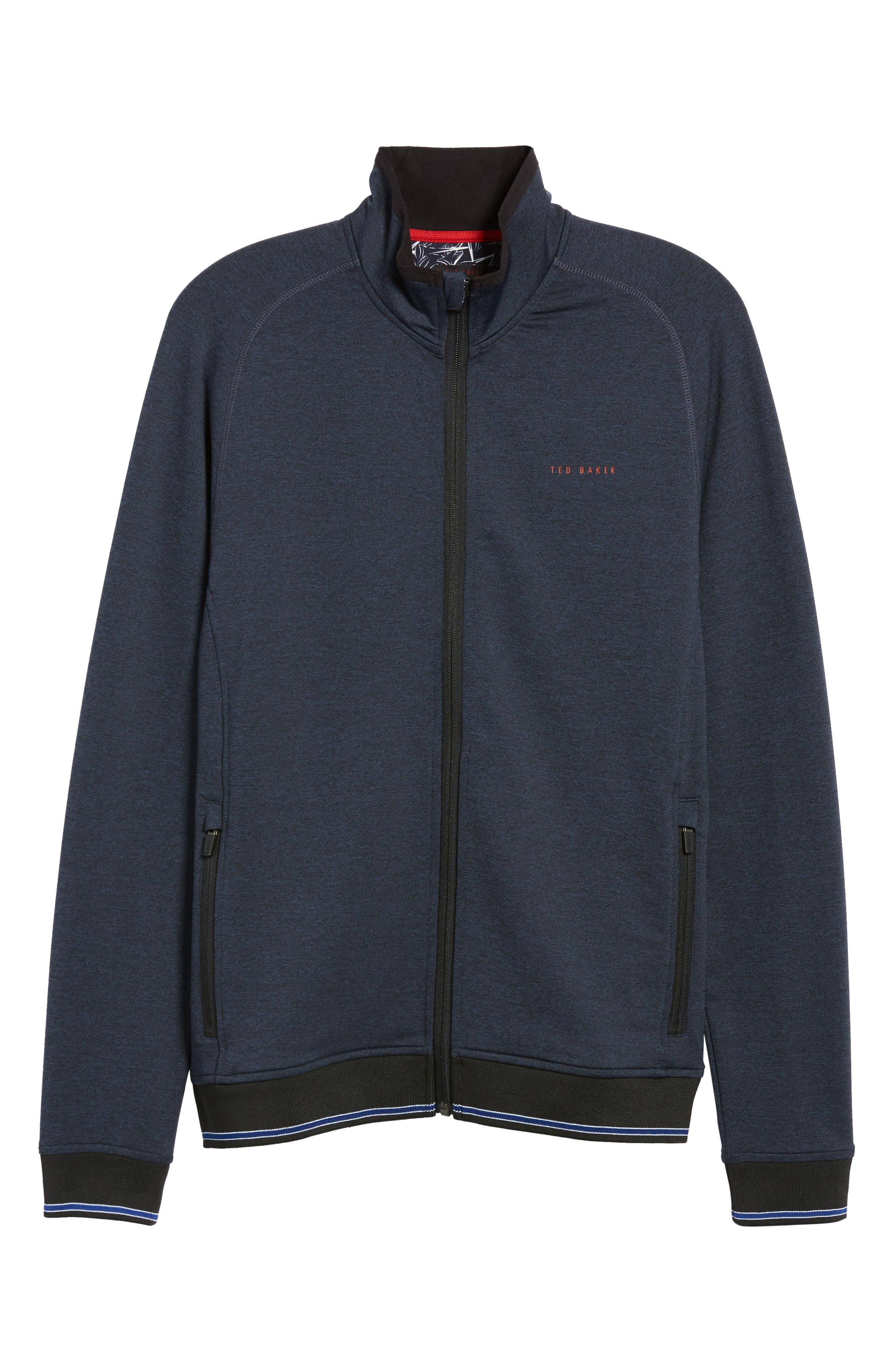 Parway Knit Golf Jacket,                             Alternate thumbnail 6, color,                             410