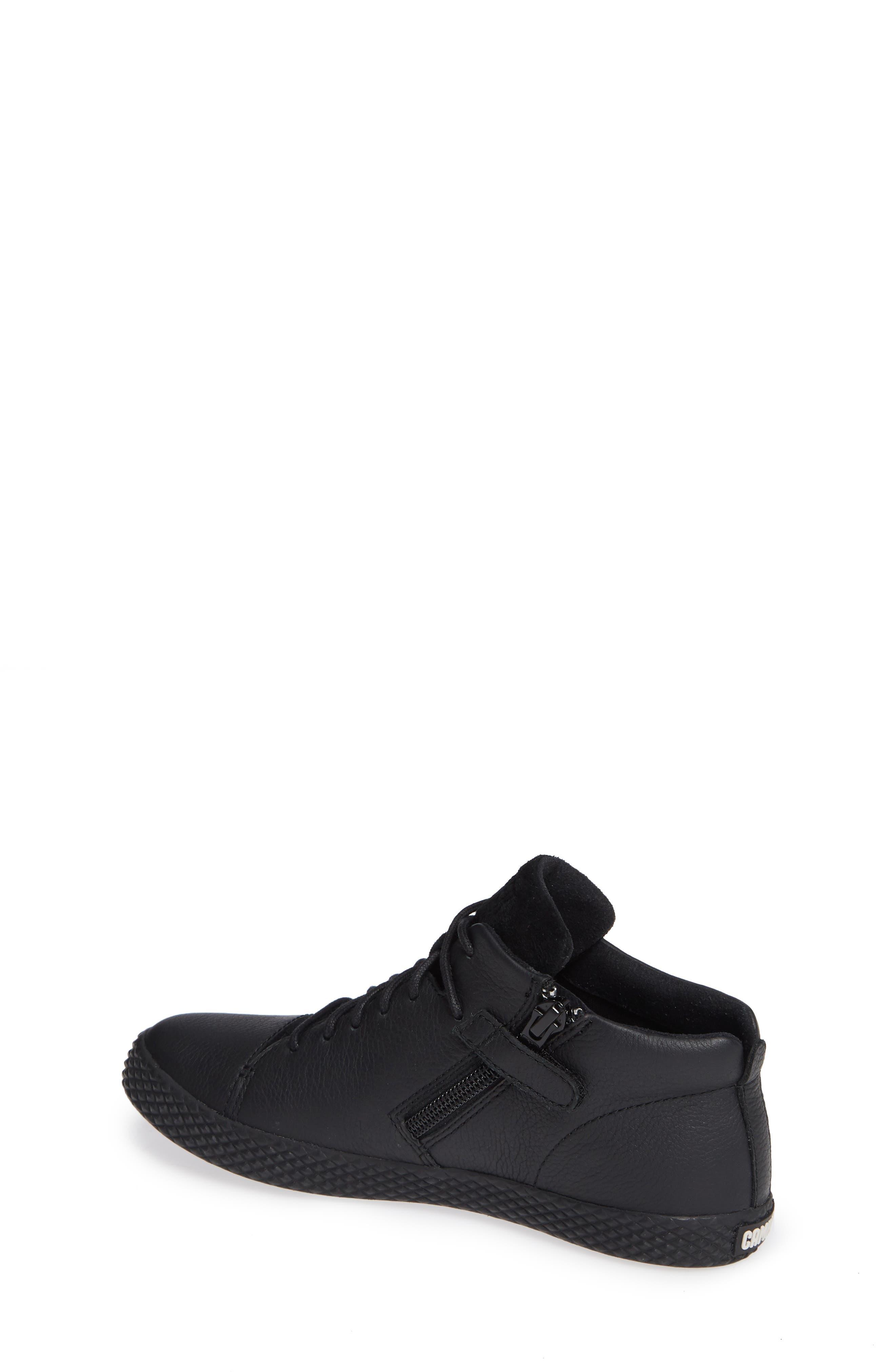Pursuit Sneaker,                             Alternate thumbnail 2, color,                             BLACK