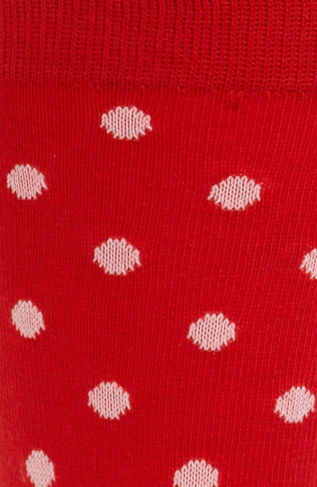 Dot Socks,                             Alternate thumbnail 9, color,