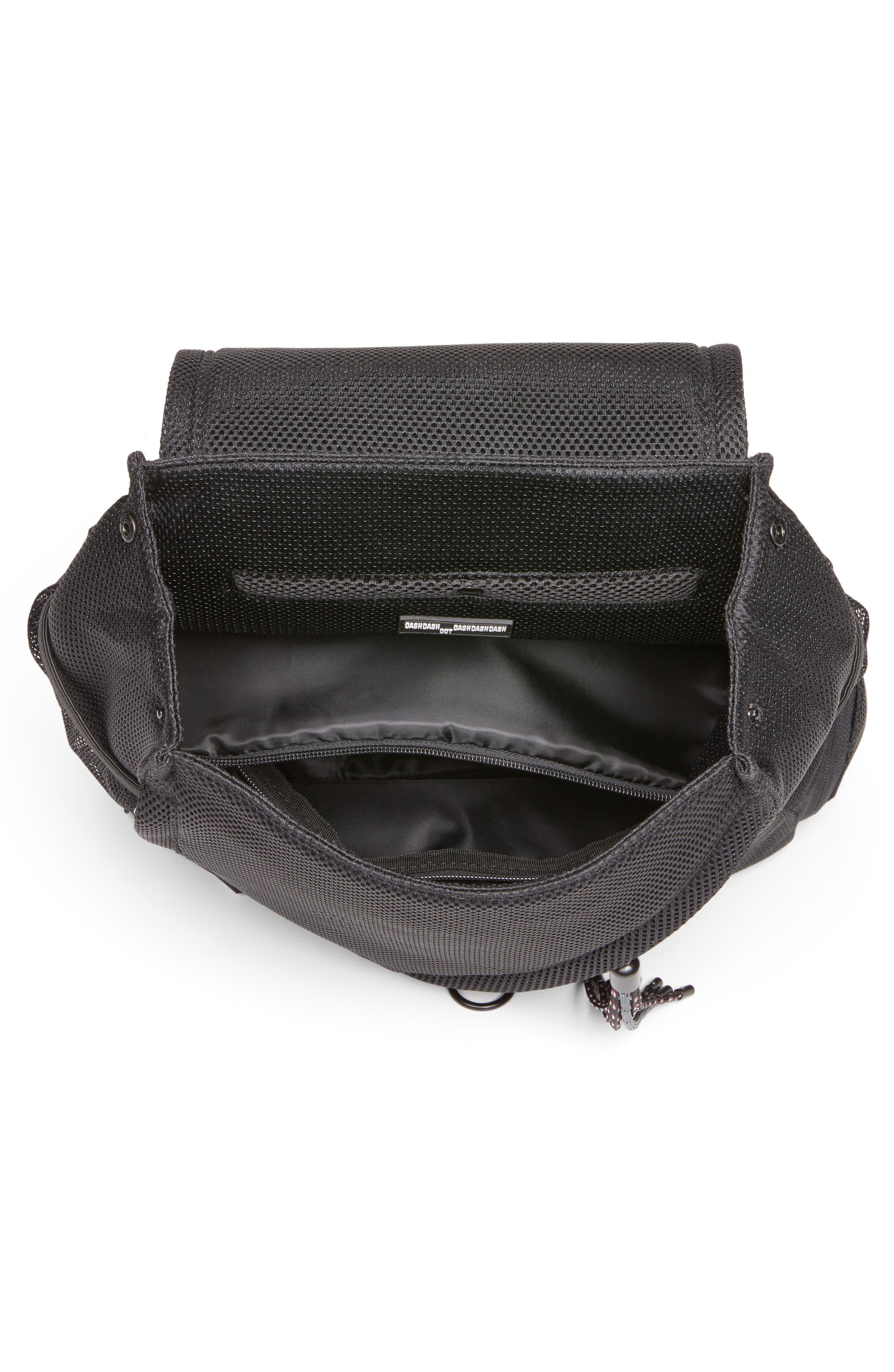 Water Resistant Backpack,                             Alternate thumbnail 4, color,                             001