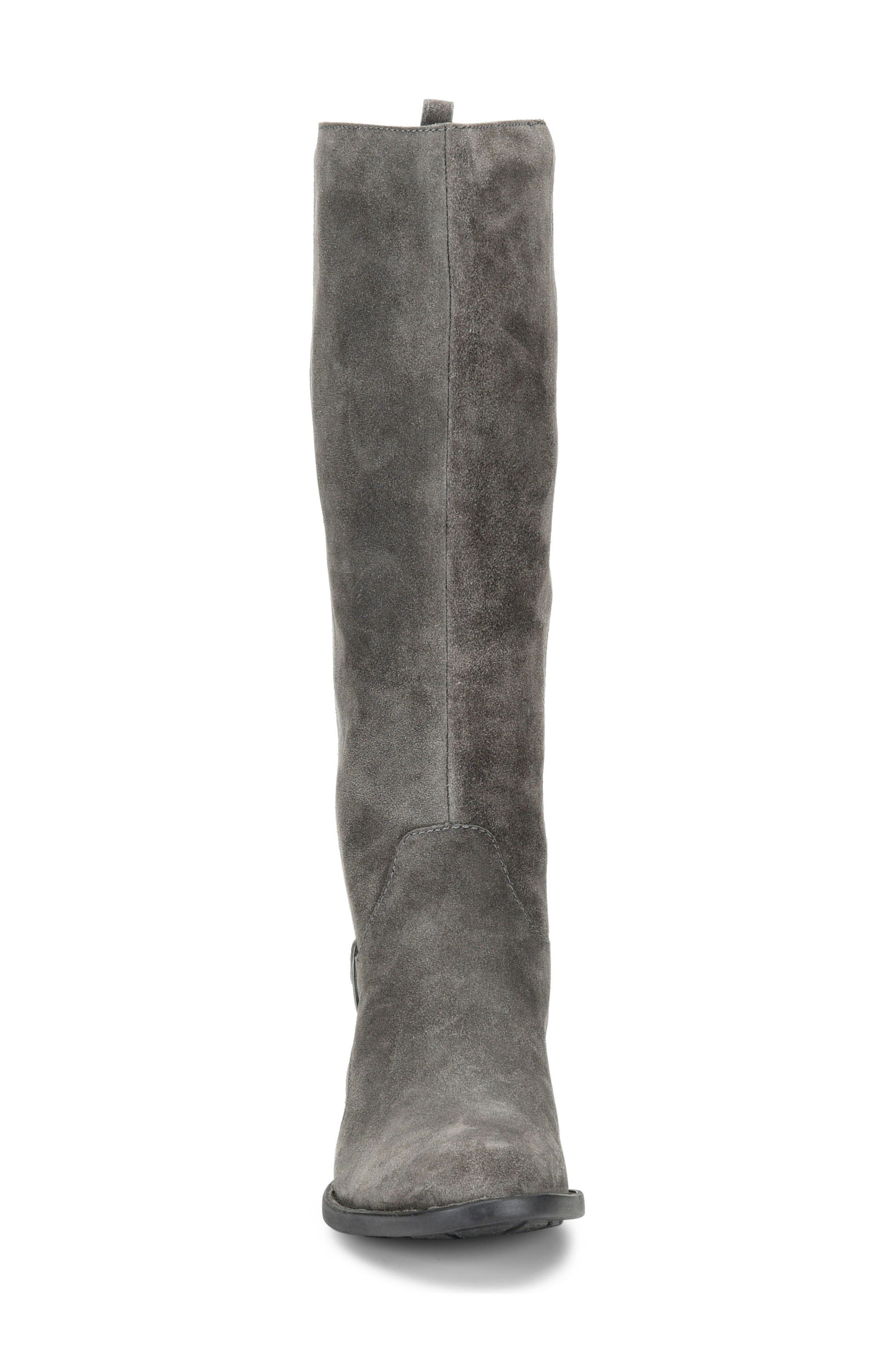 Campbell Knee High Elastic Back Boot,                             Alternate thumbnail 11, color,