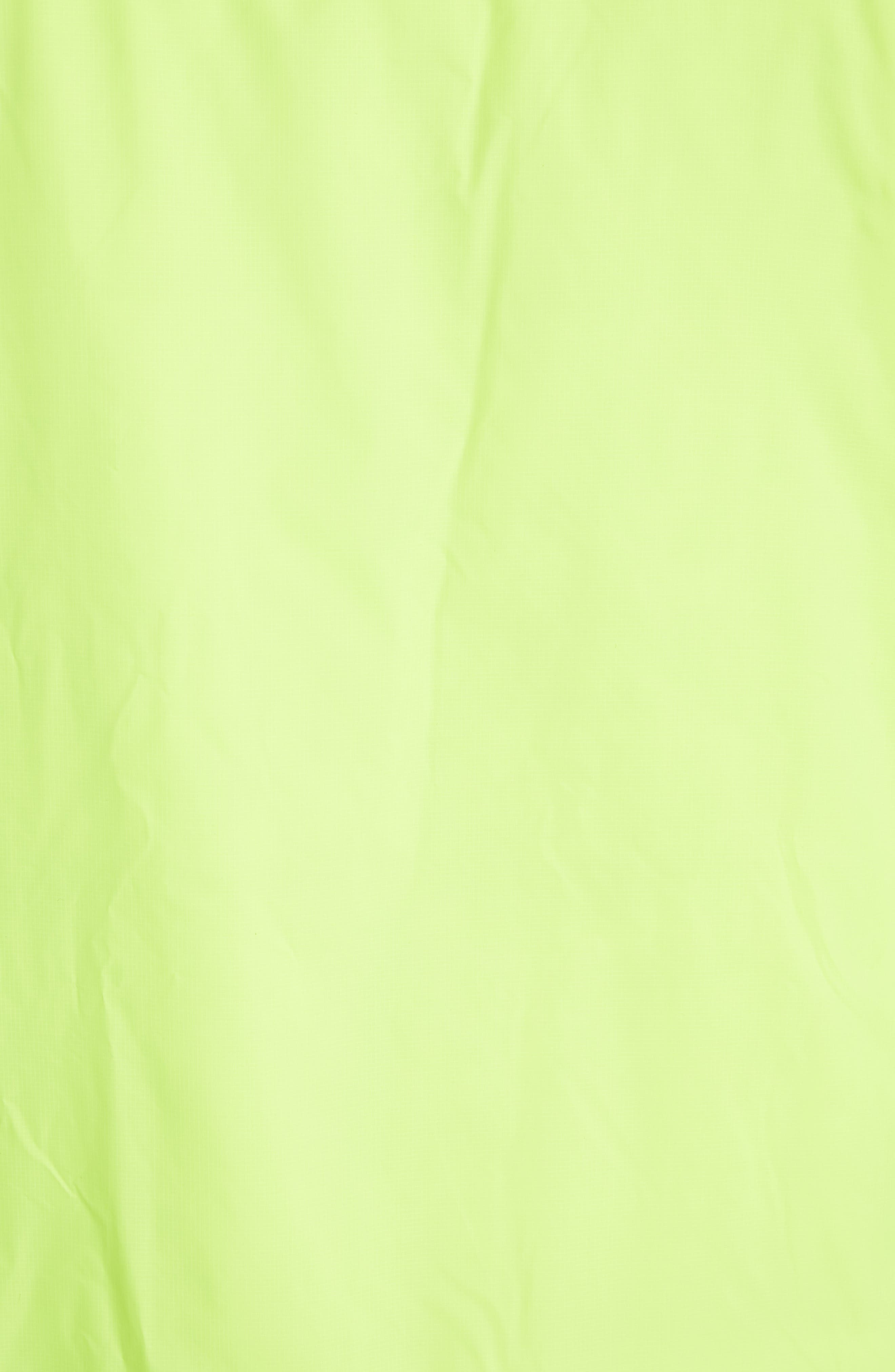 Le Vrai 3.0 Claude Light Warm Water Resistant Hooded Windbreaker,                             Alternate thumbnail 8, color,                             YELLOW FLUO