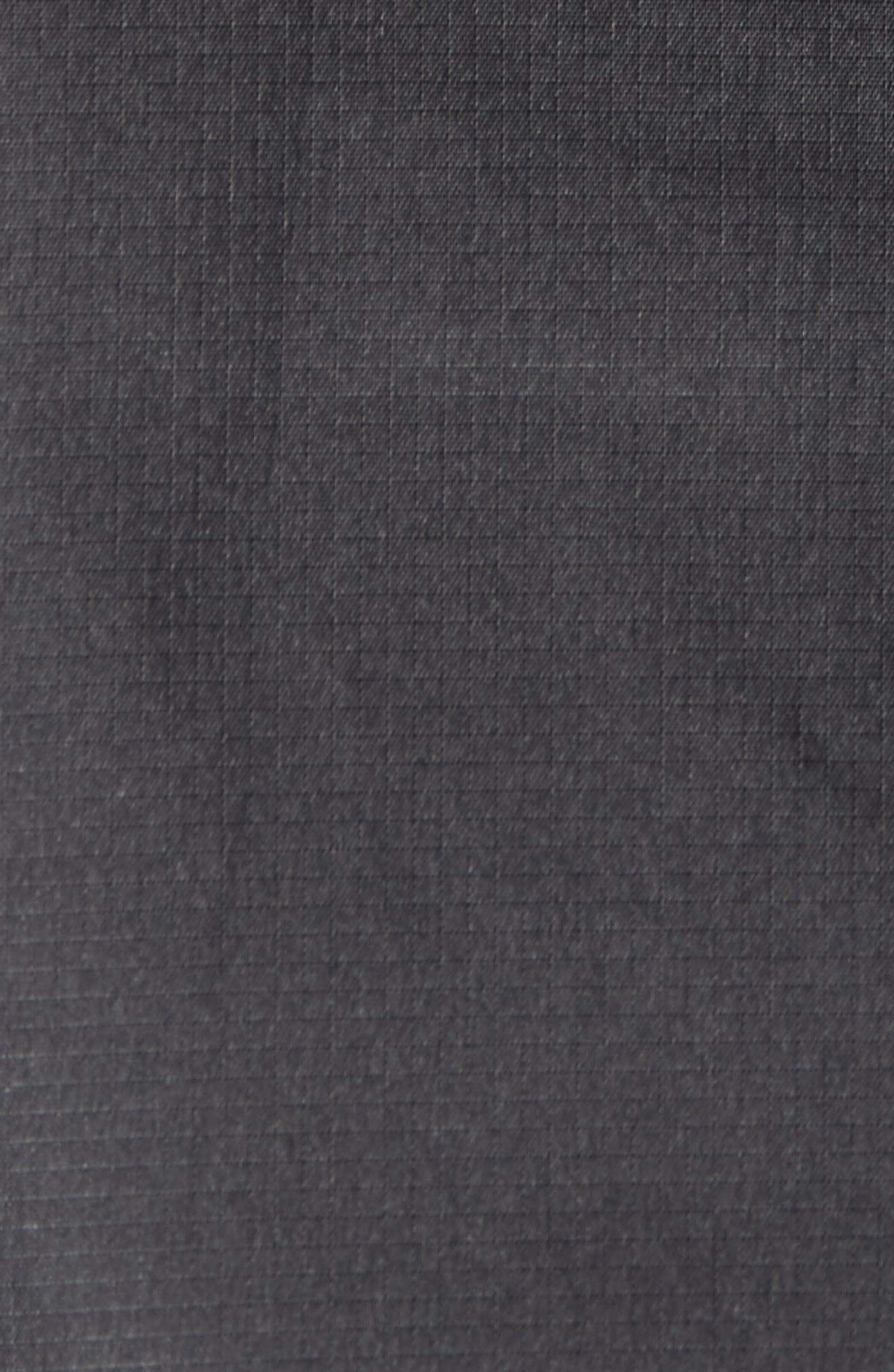 Fanorak Pullover,                             Alternate thumbnail 7, color,                             TNF BLACK