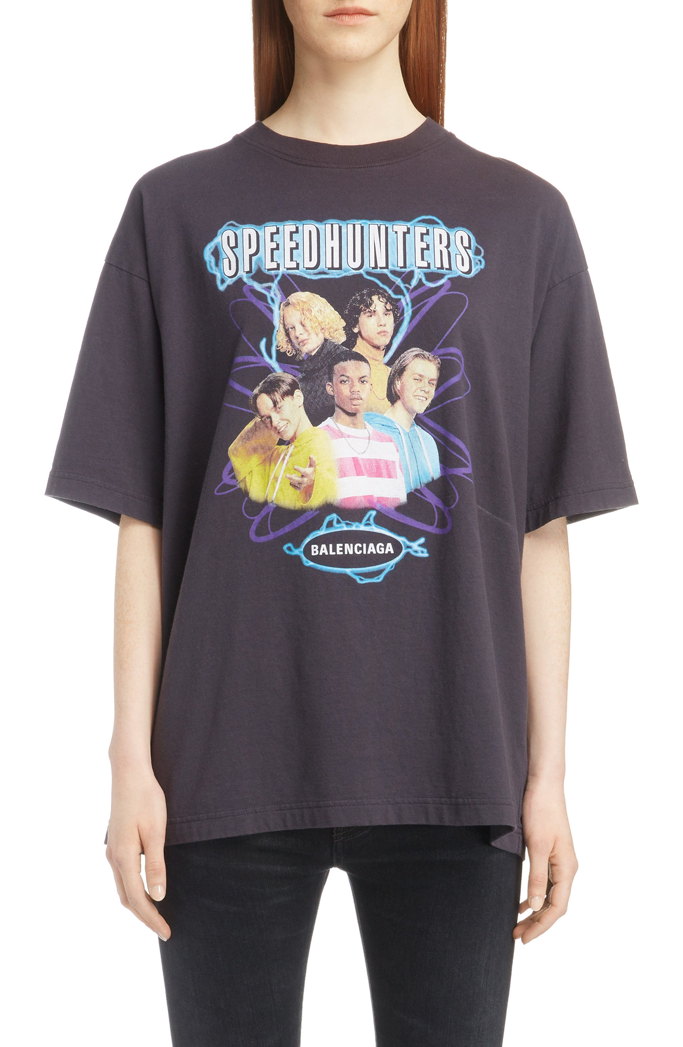 Boyband Graphic Tee, Main, color, 002