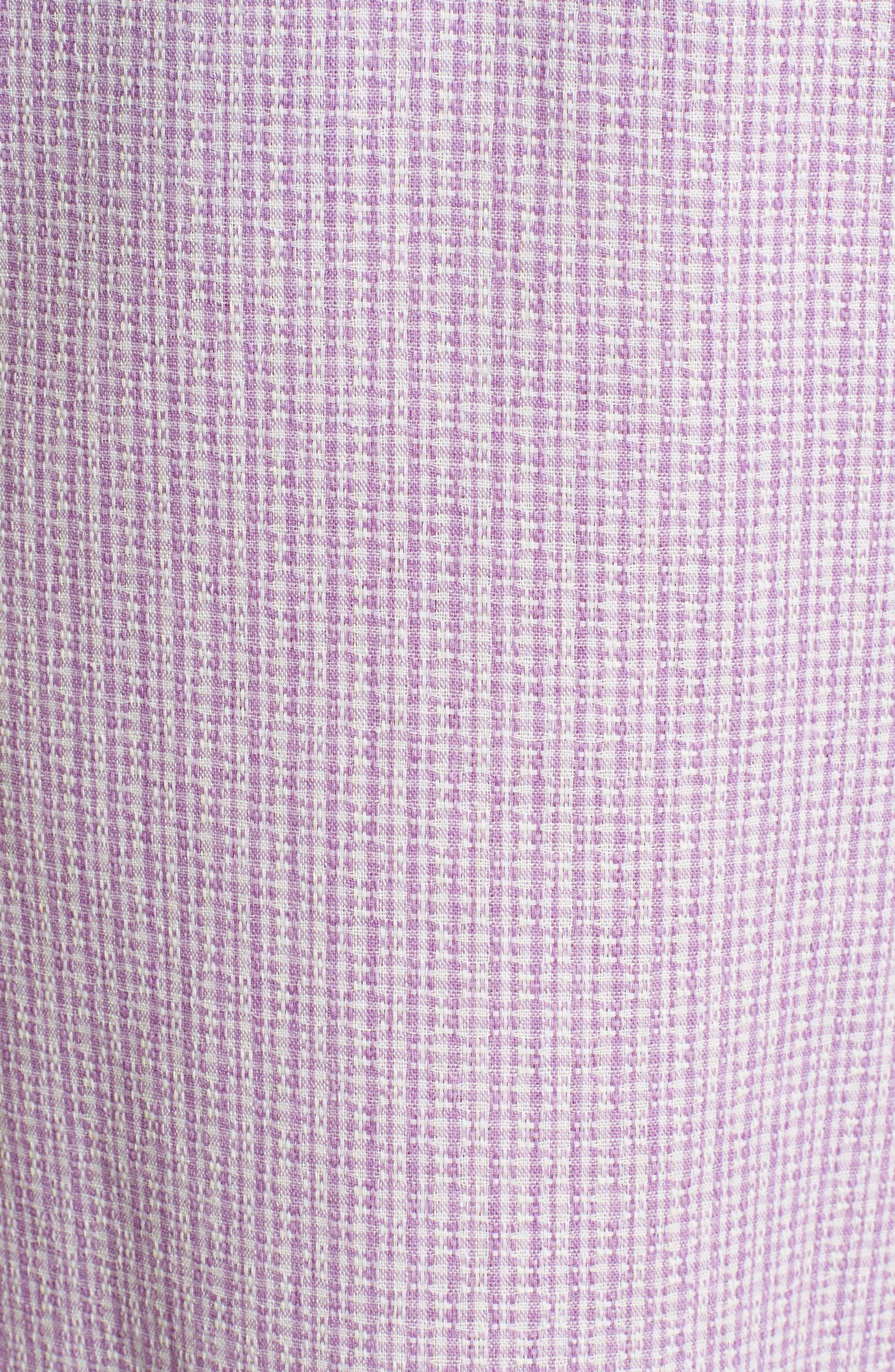 Portia Crop Jumpsuit,                             Alternate thumbnail 6, color,                             530