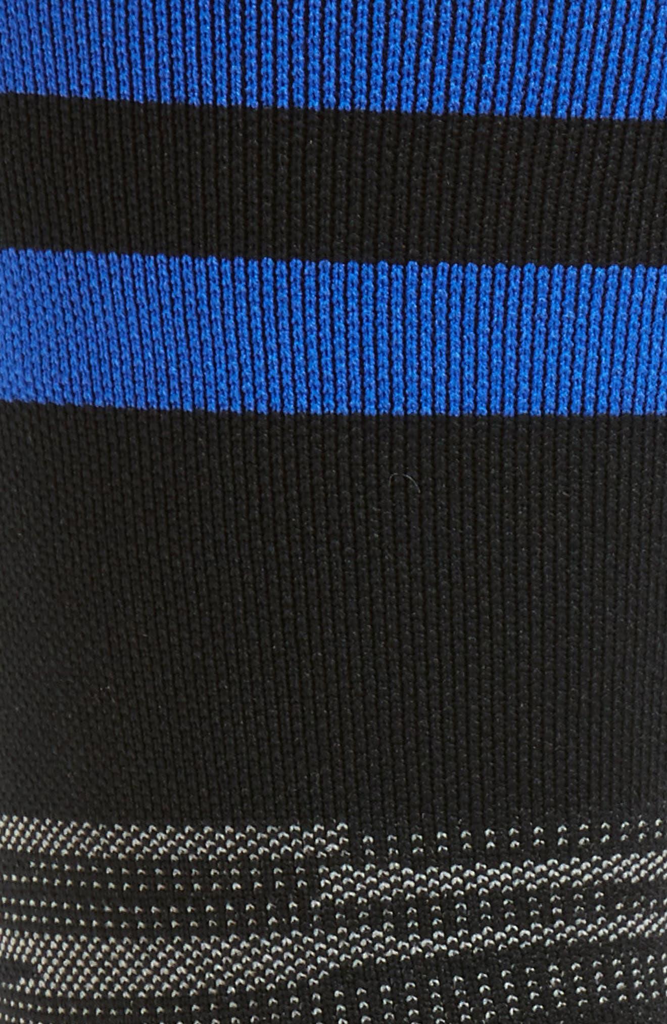 Uncommon Solids Crew Socks,                             Alternate thumbnail 2, color,                             001