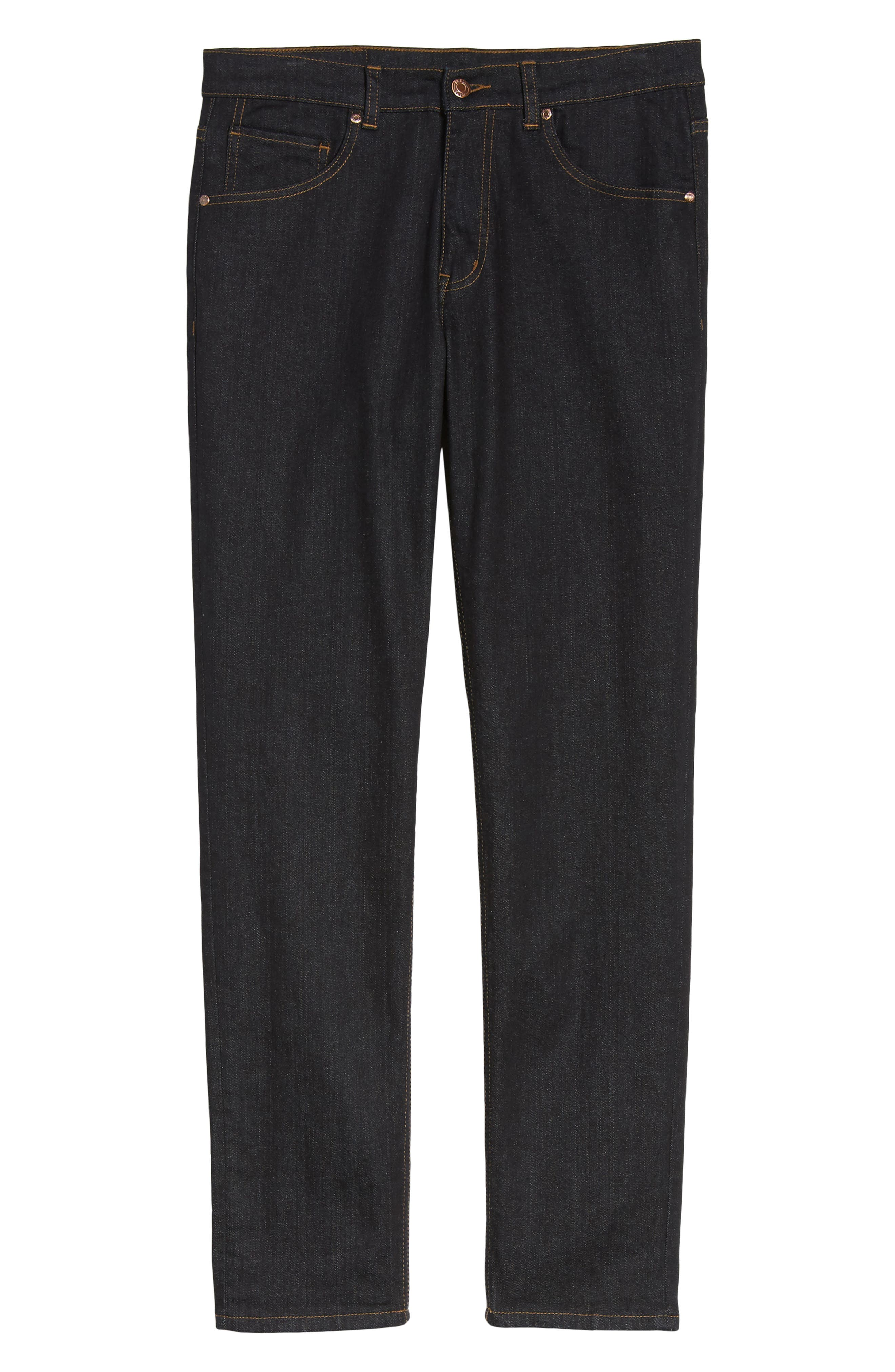 James Relaxed Fit Jeans,                             Alternate thumbnail 6, color,                             400