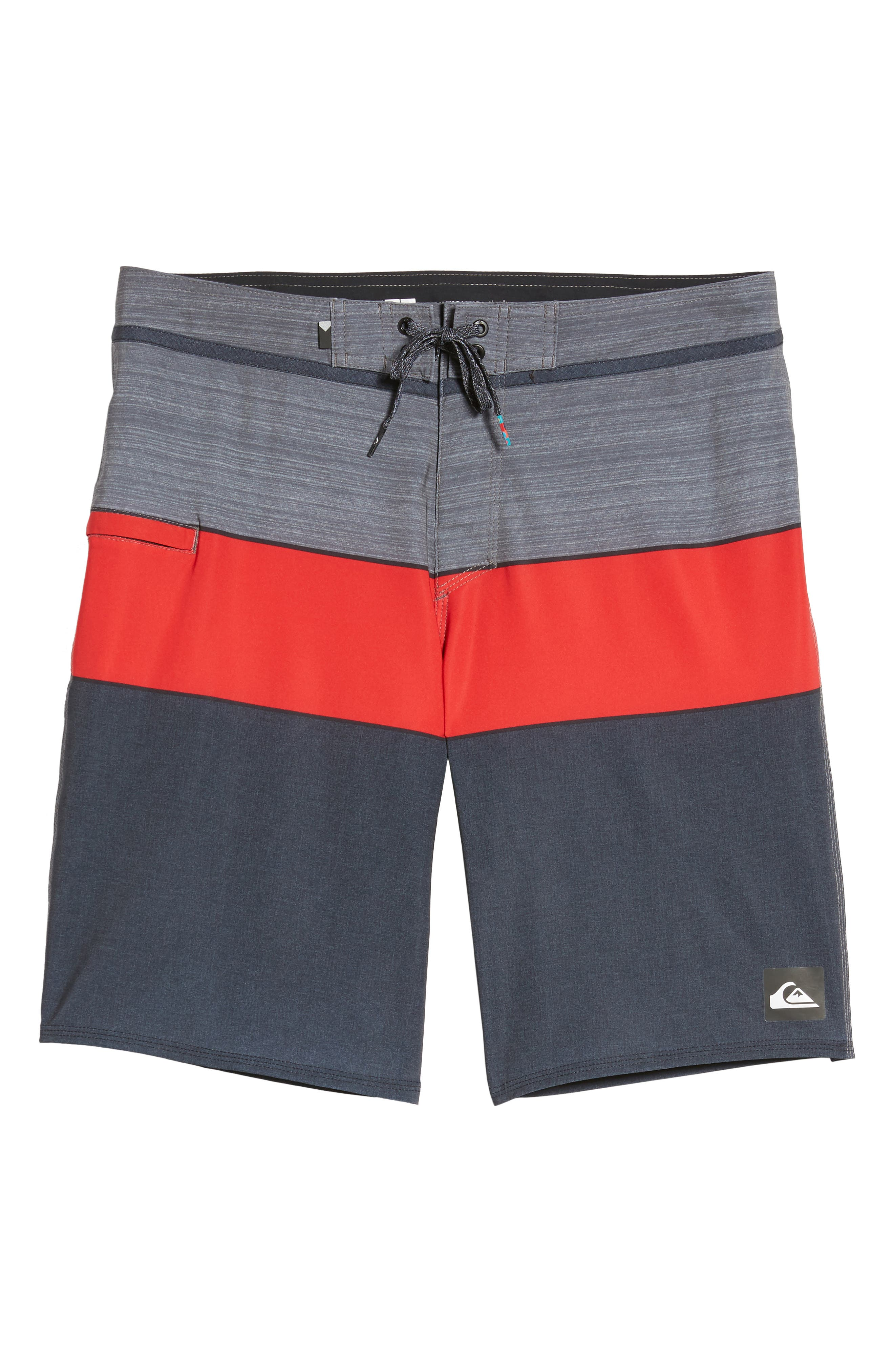 Everyday Blocked Board Shorts,                             Alternate thumbnail 6, color,                             002