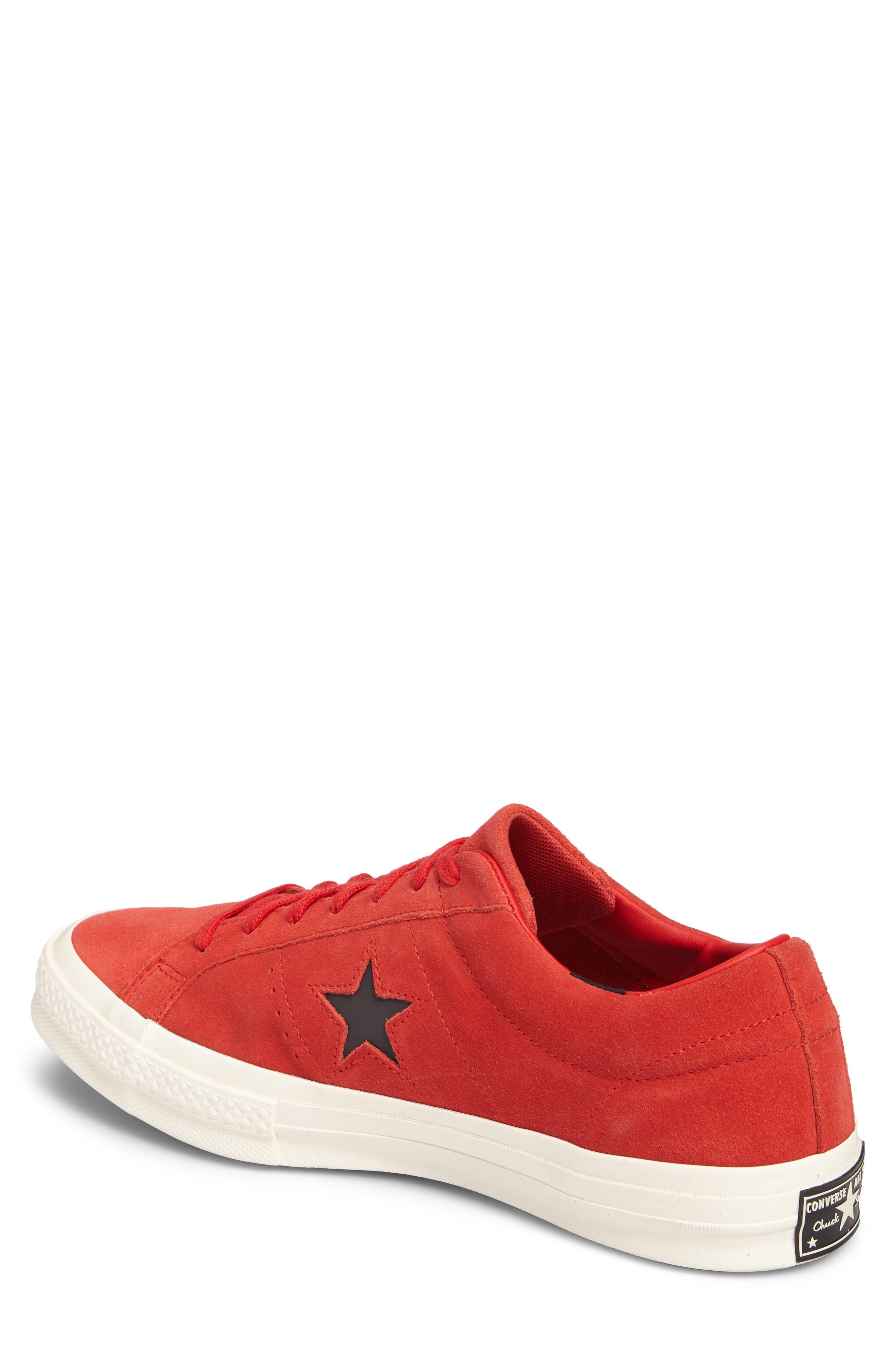 One Star Sneaker,                             Alternate thumbnail 6, color,