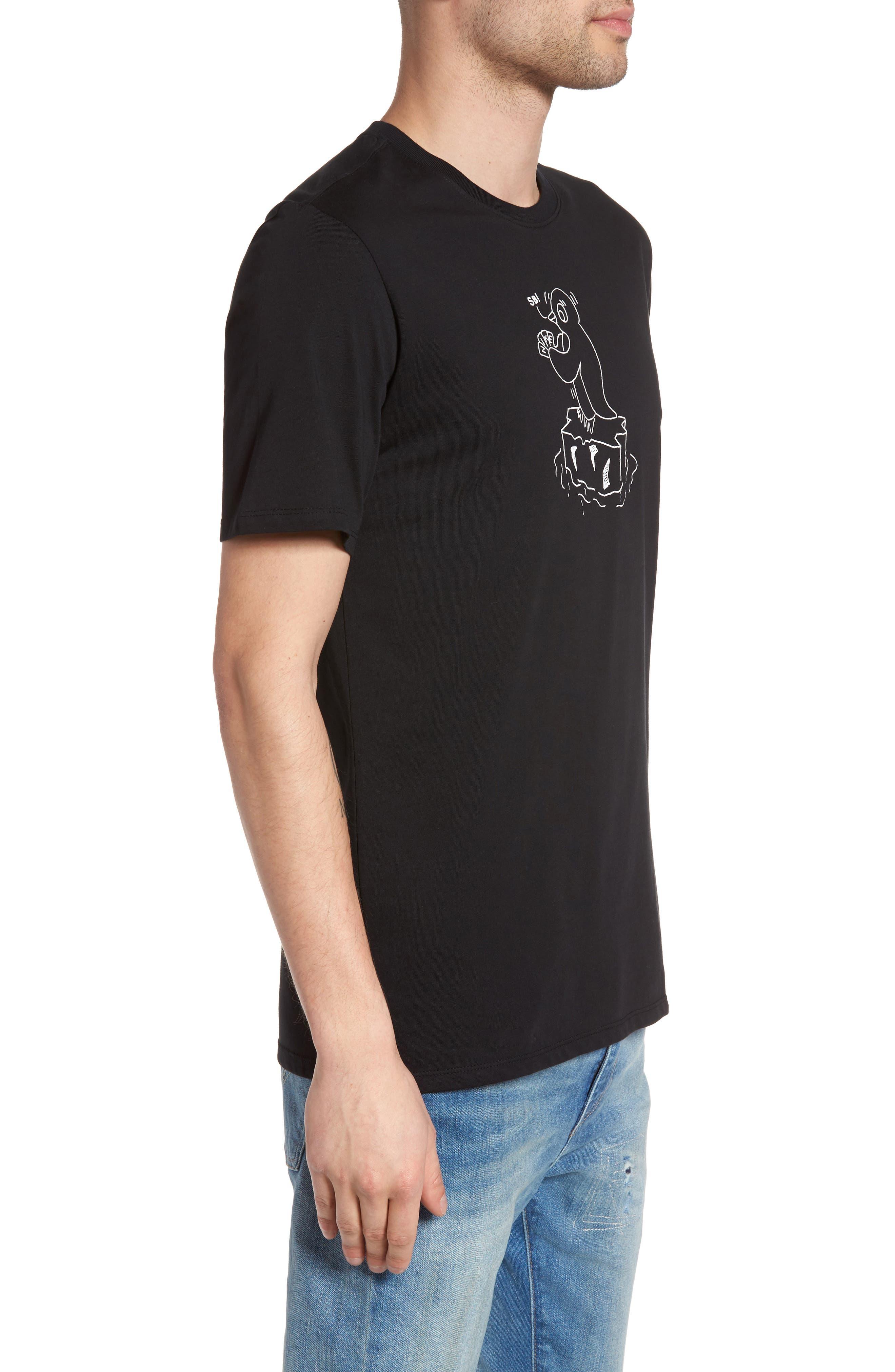 Penguin T-Shirt,                             Alternate thumbnail 3, color,                             010