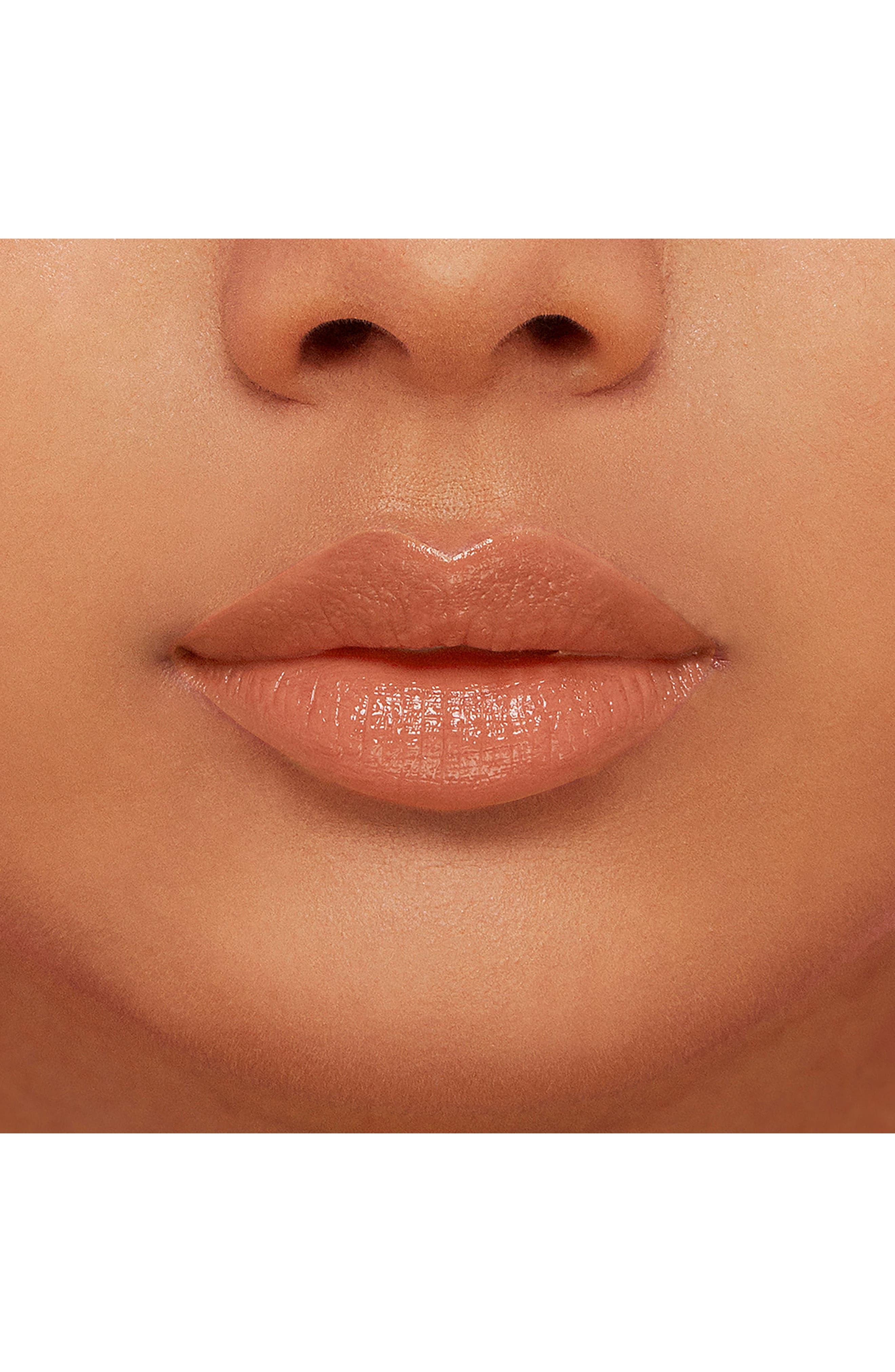 KARL LAGERFELD + MODELCO Kiss Me Karl Lip Lights Lip Gloss,                             Alternate thumbnail 8, color,                             200