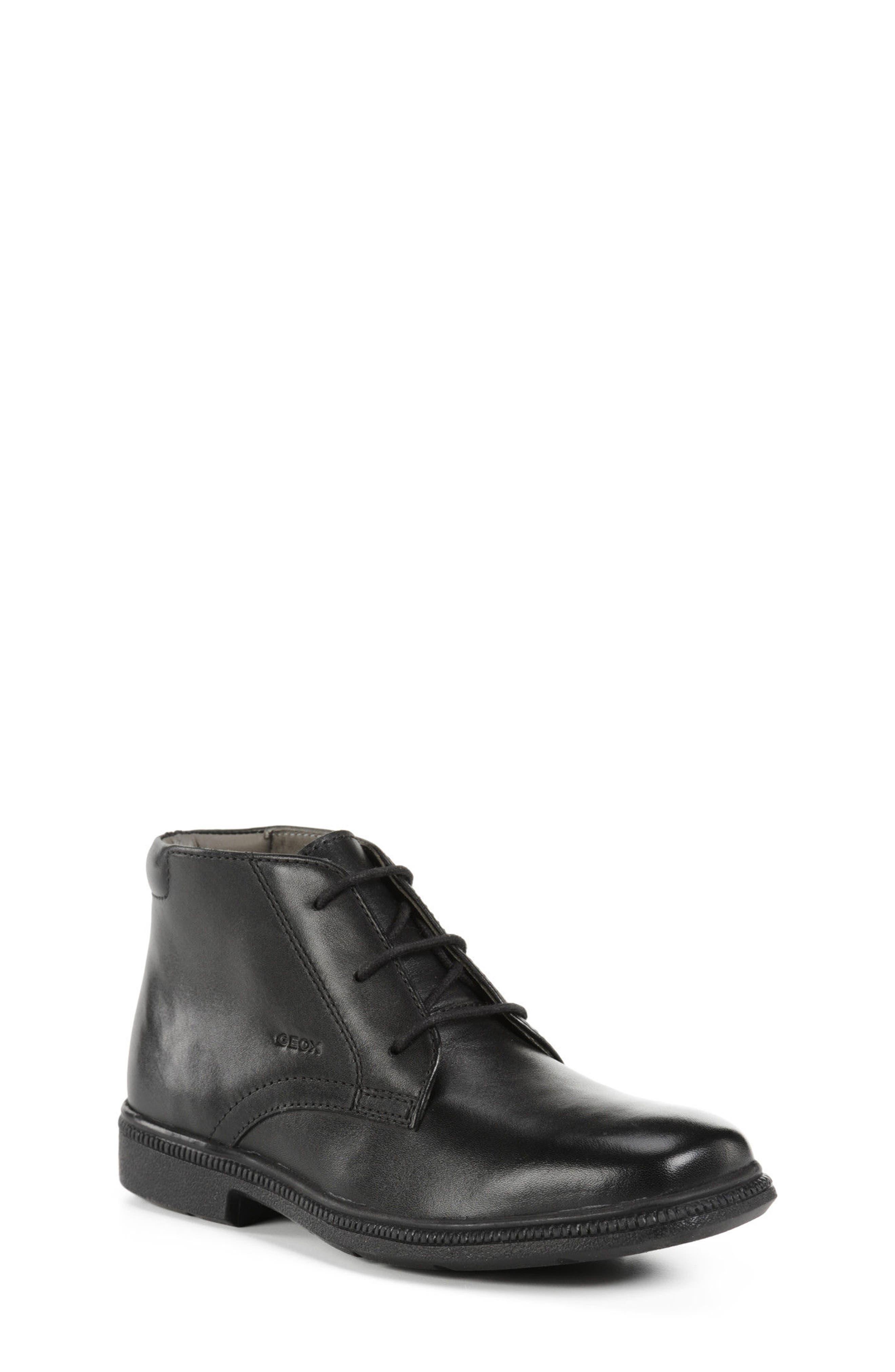 Federico Chukka Boot,                             Main thumbnail 1, color,                             BLACK