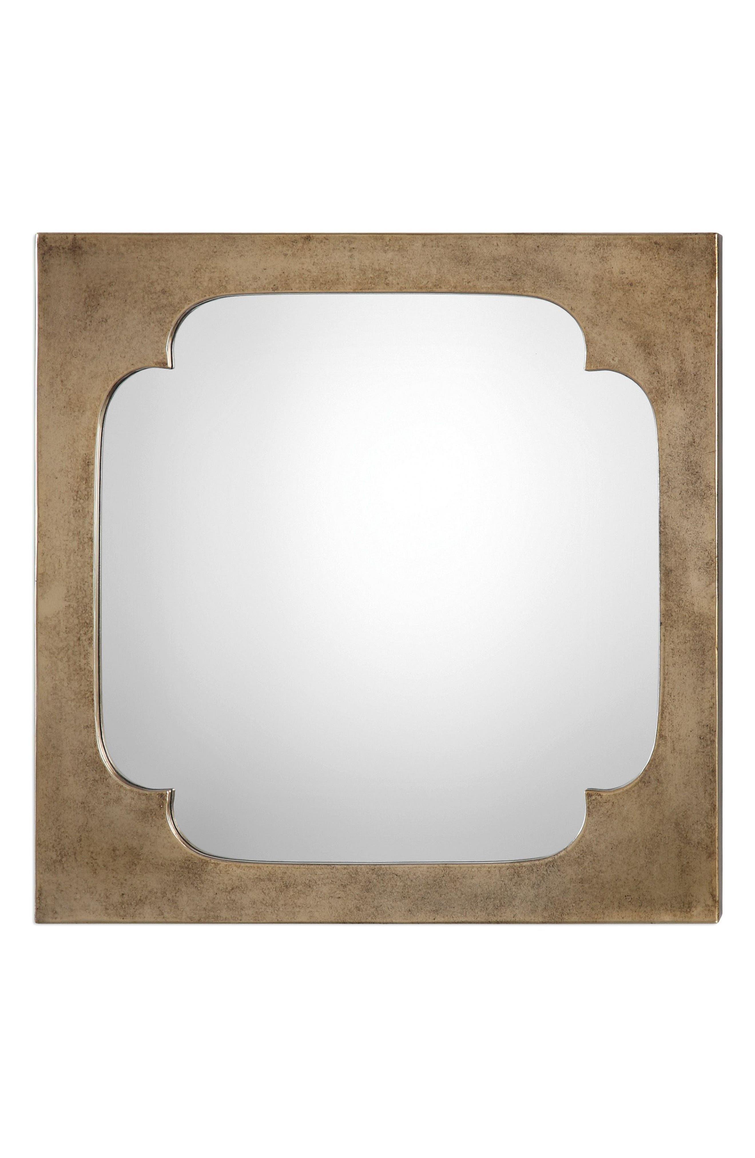 Rania Wall Mirror,                             Main thumbnail 1, color,                             200