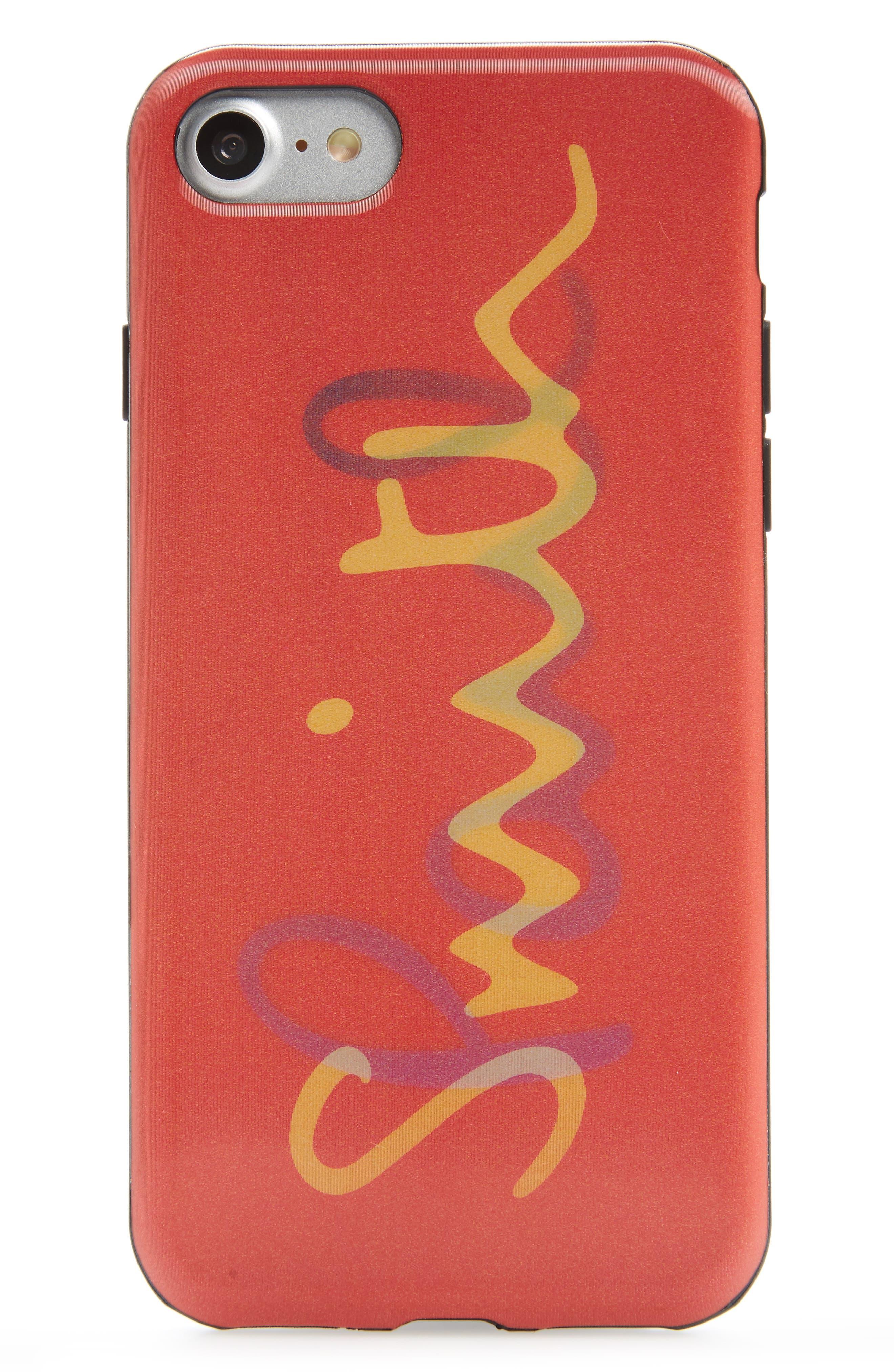 iPhone 7 Case,                             Main thumbnail 4, color,