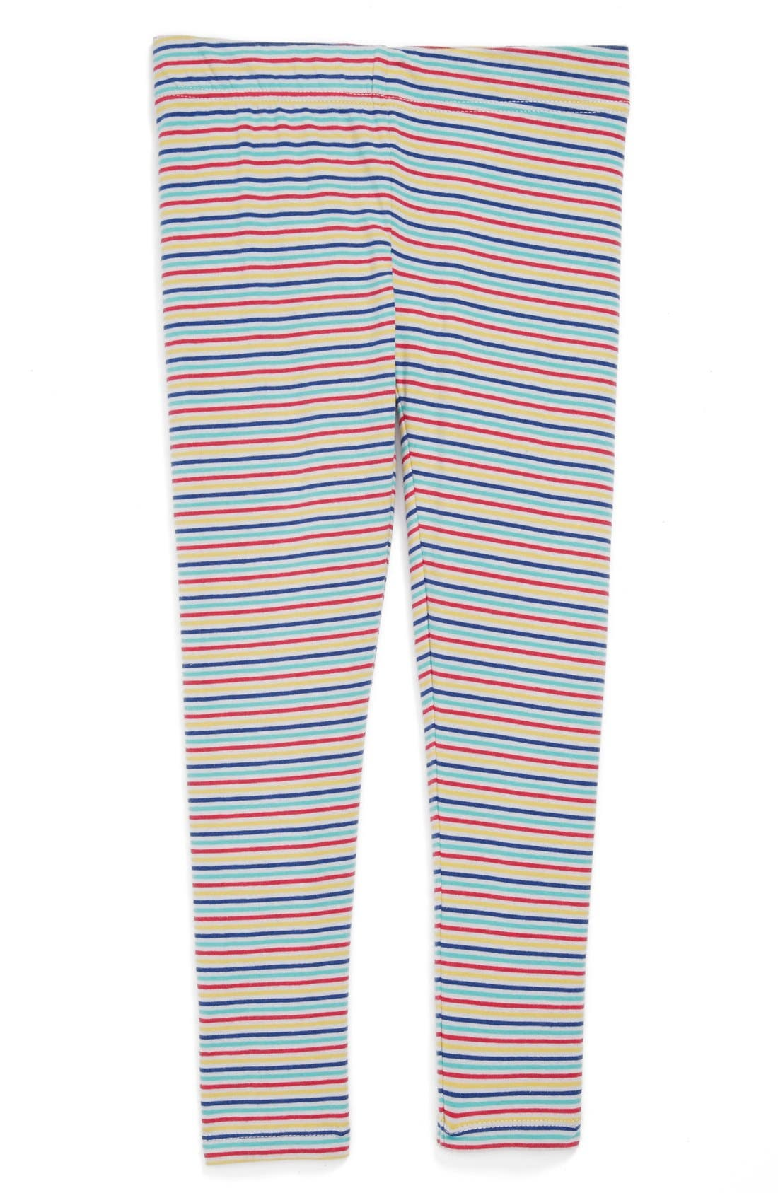 'Core' Striped Leggings,                             Main thumbnail 5, color,