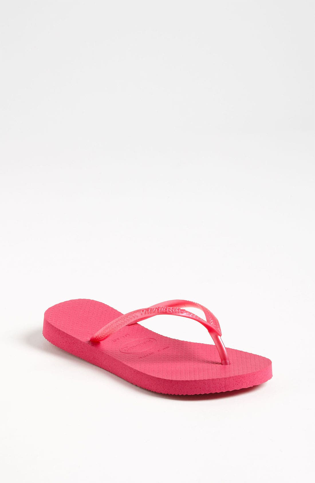 'Slim' Flip Flop,                             Main thumbnail 16, color,