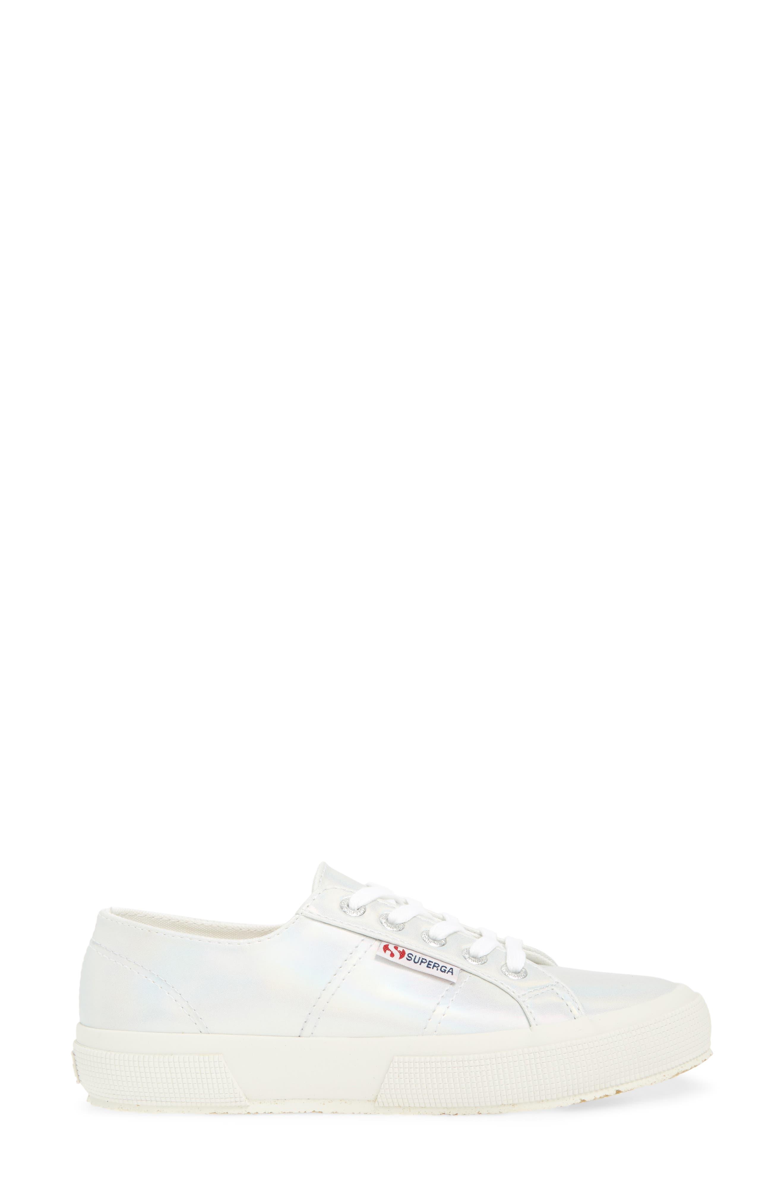 2750 Hologramw Low Top Sneaker,                             Alternate thumbnail 3, color,