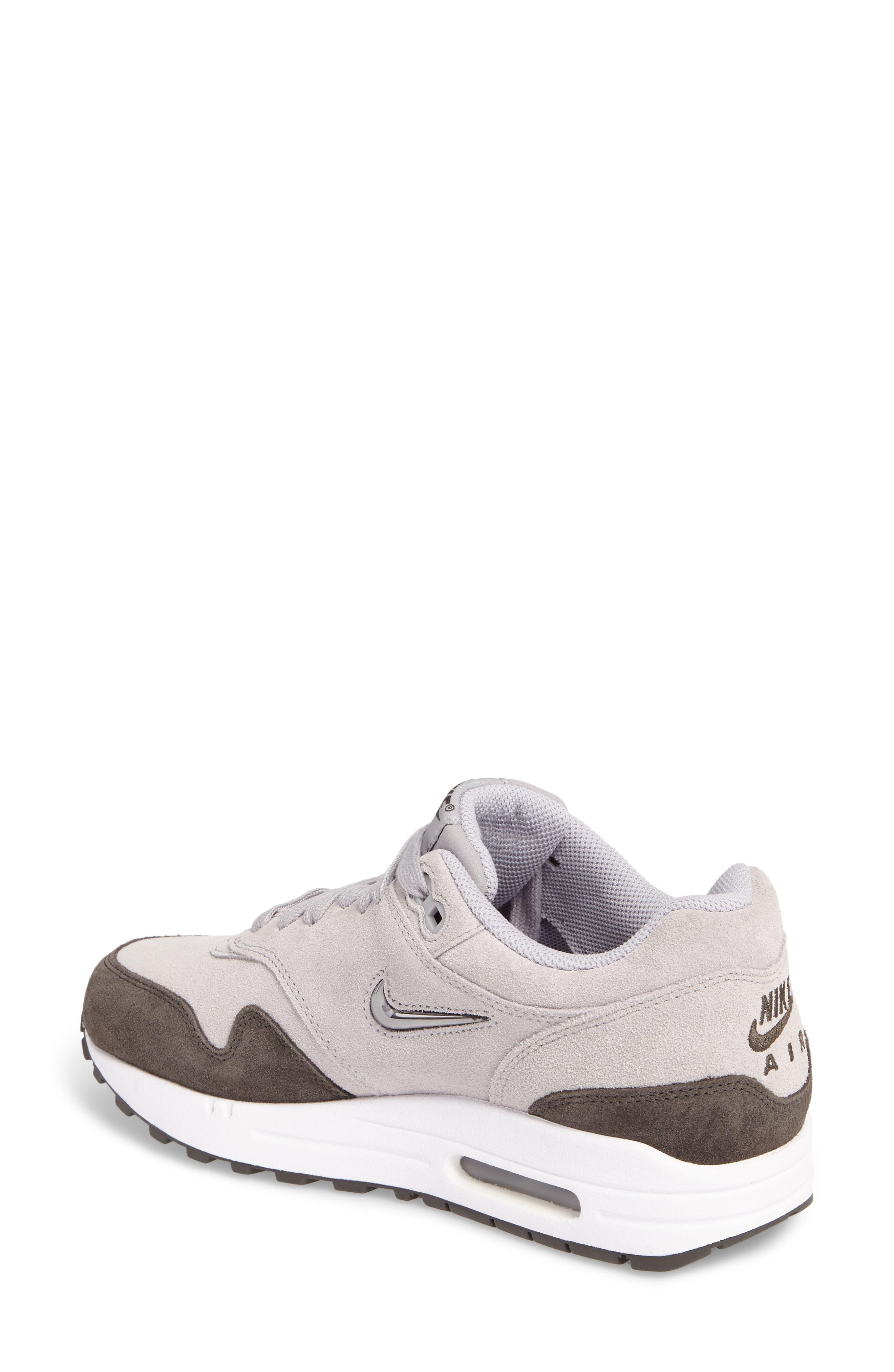 Air Max 1 Premium SC Sneaker,                             Alternate thumbnail 2, color,                             020