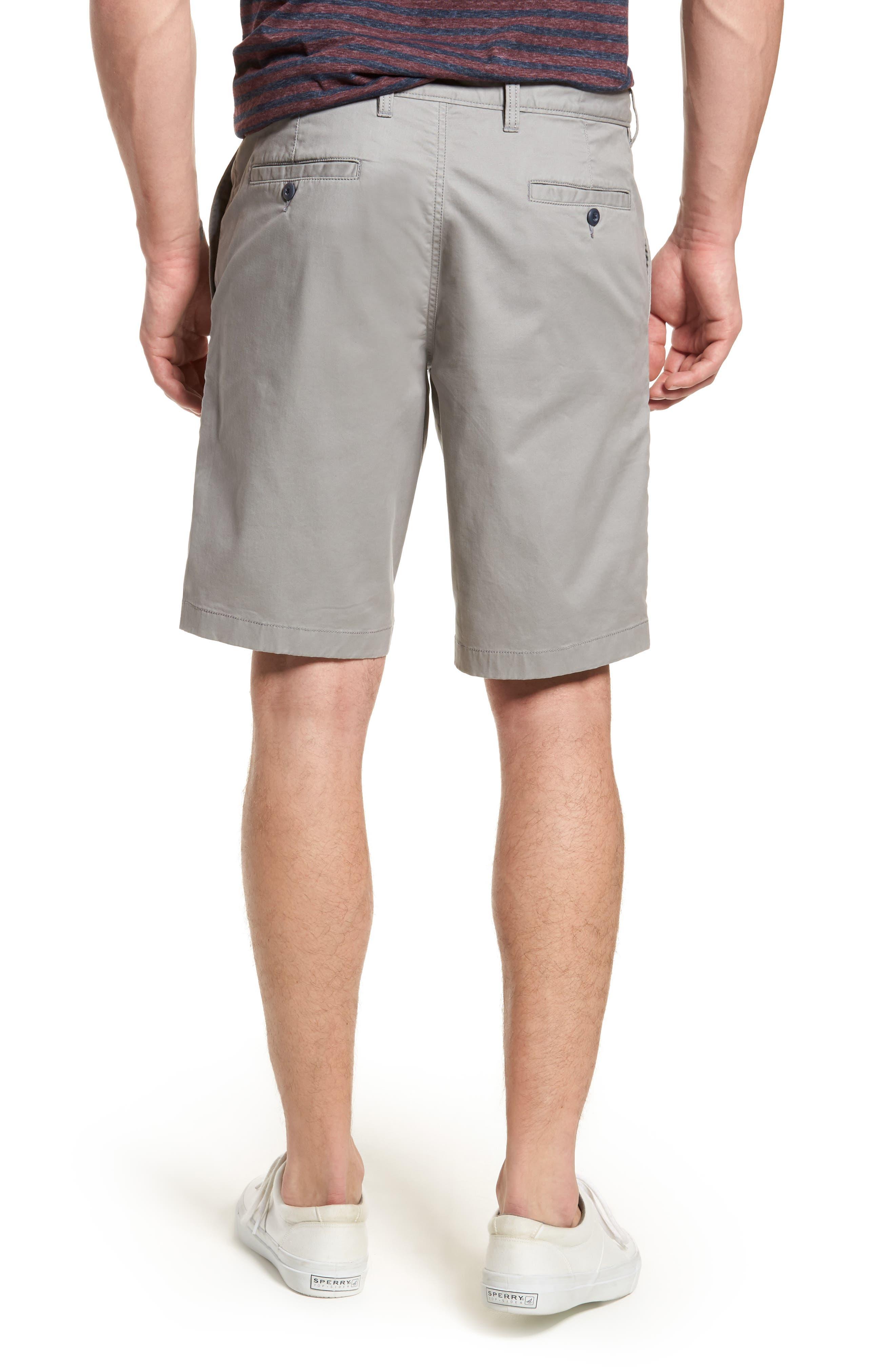 Ballard Slim Fit Stretch Chino 11-Inch Shorts,                             Alternate thumbnail 19, color,