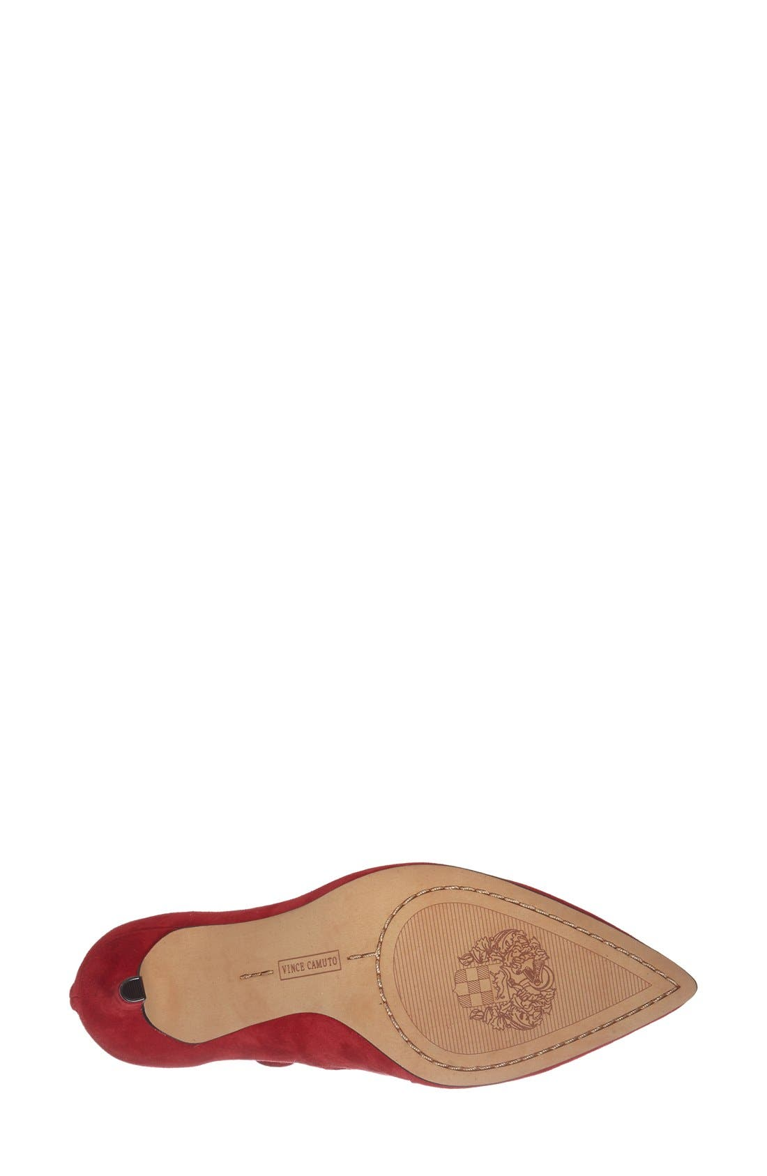 'Bodell' Lace Up Pump,                             Alternate thumbnail 10, color,
