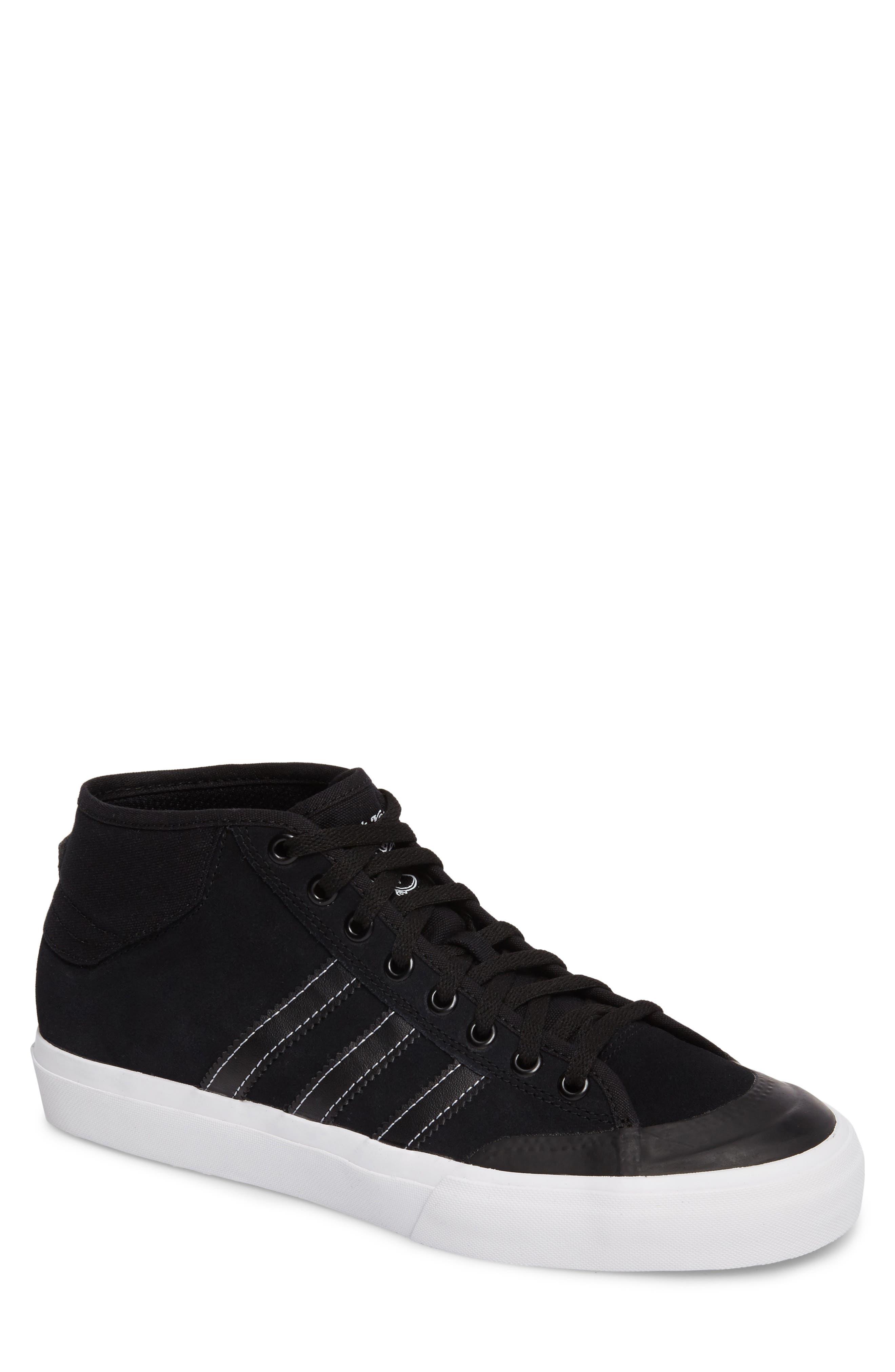 Matchcourt Mid ADV Sneaker,                             Main thumbnail 1, color,                             001