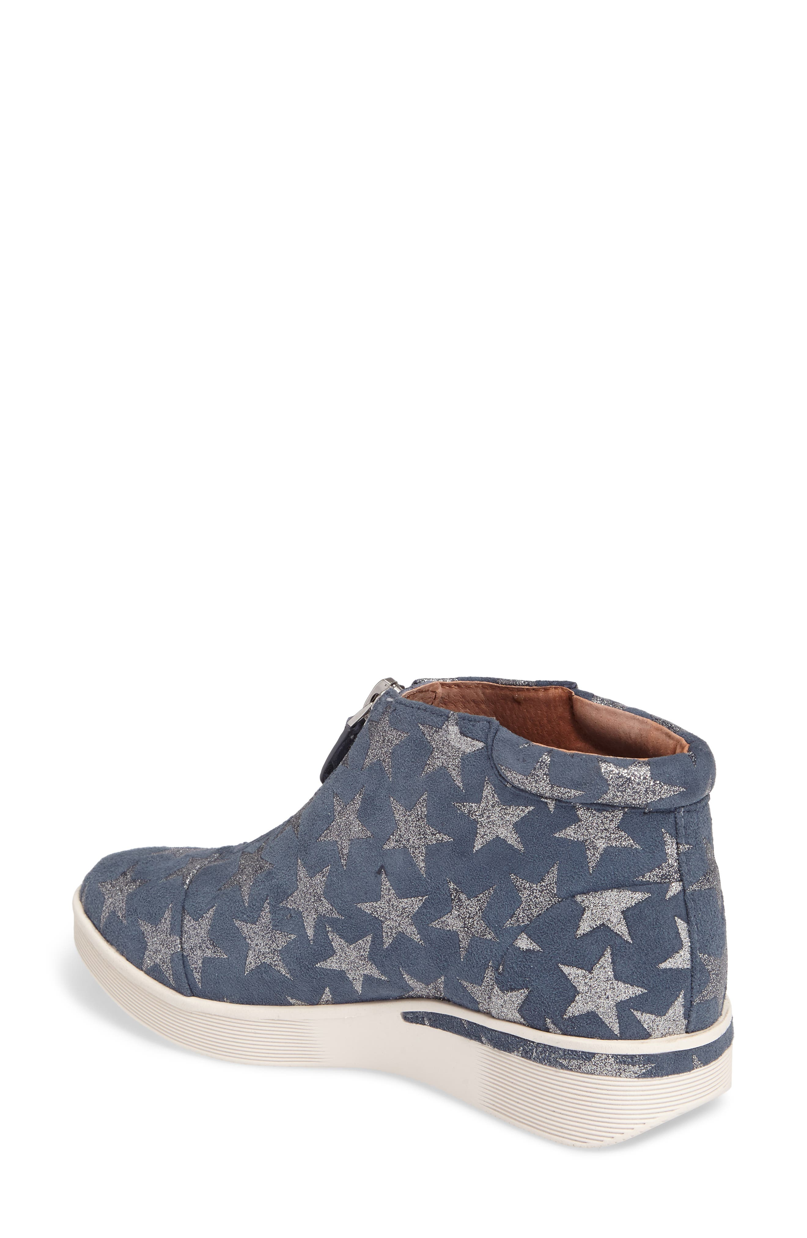 by Kenneth Cole Hazel Fay High Top Sneaker,                             Alternate thumbnail 7, color,