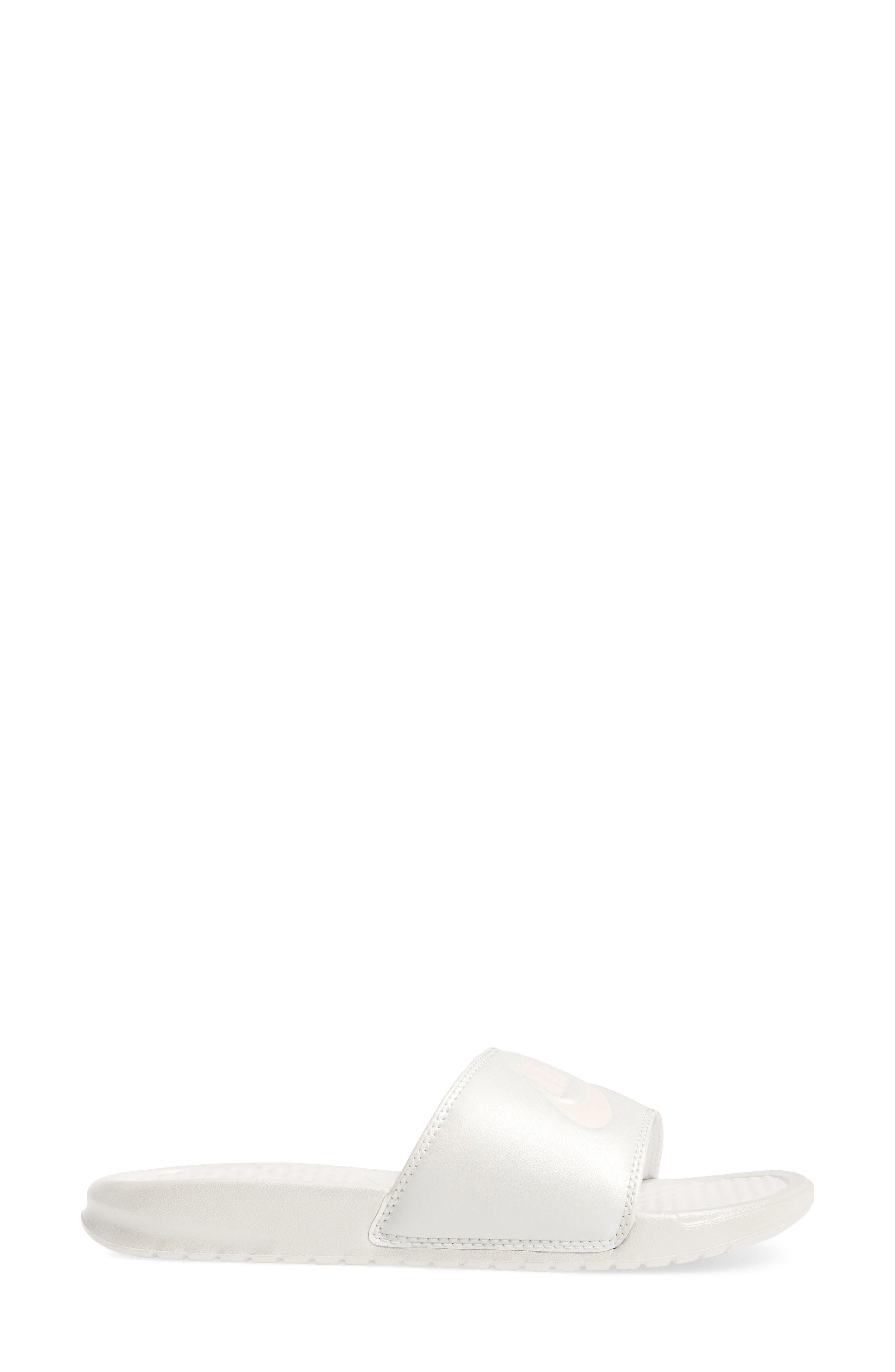 Benassi Slide Sandal,                             Alternate thumbnail 15, color,