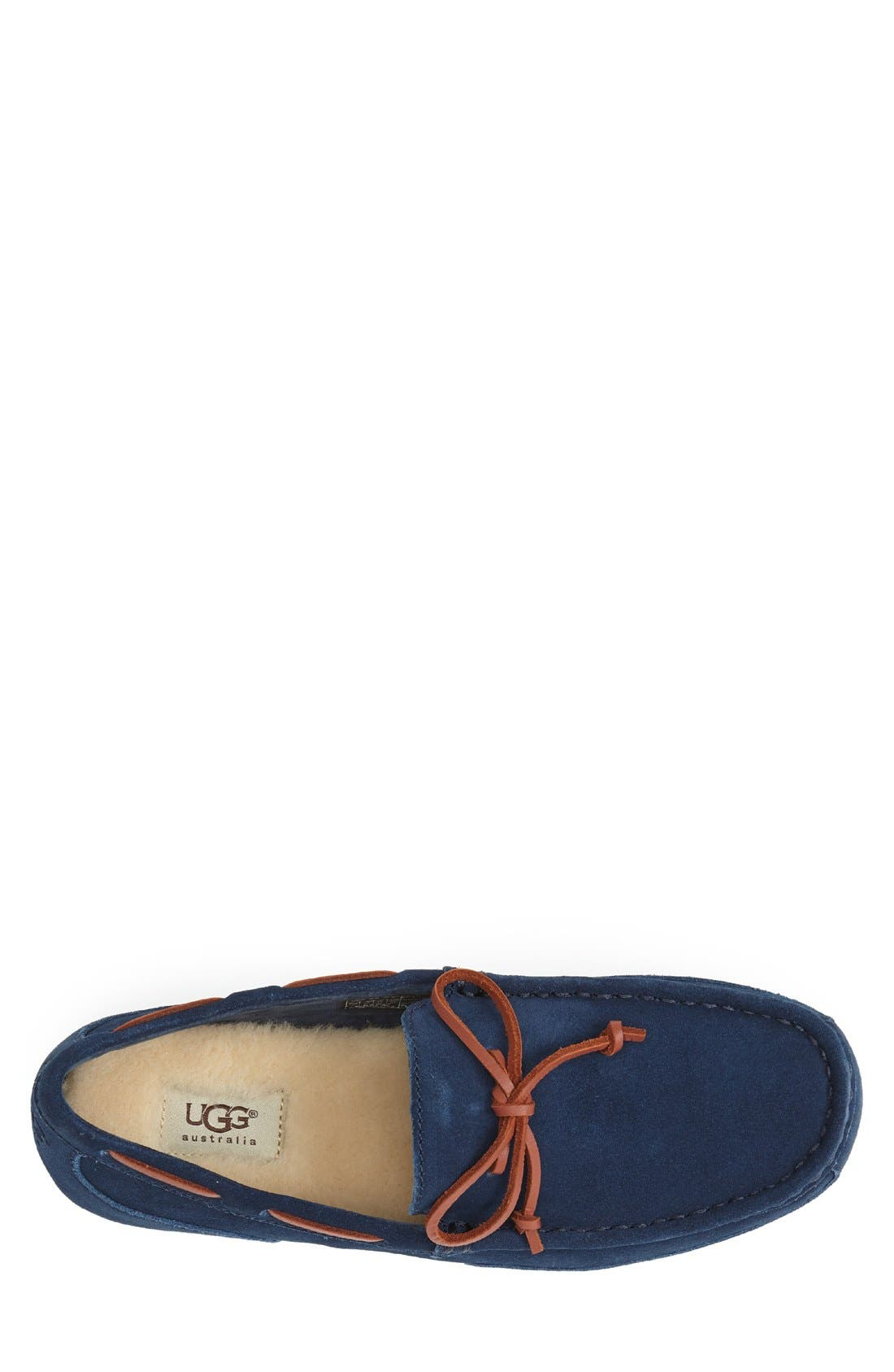 'Chester' Driving Loafer,                             Alternate thumbnail 26, color,