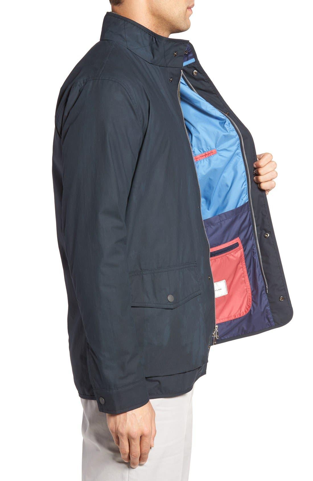 Harrison Water Resistant Field Jacket,                             Alternate thumbnail 5, color,                             413