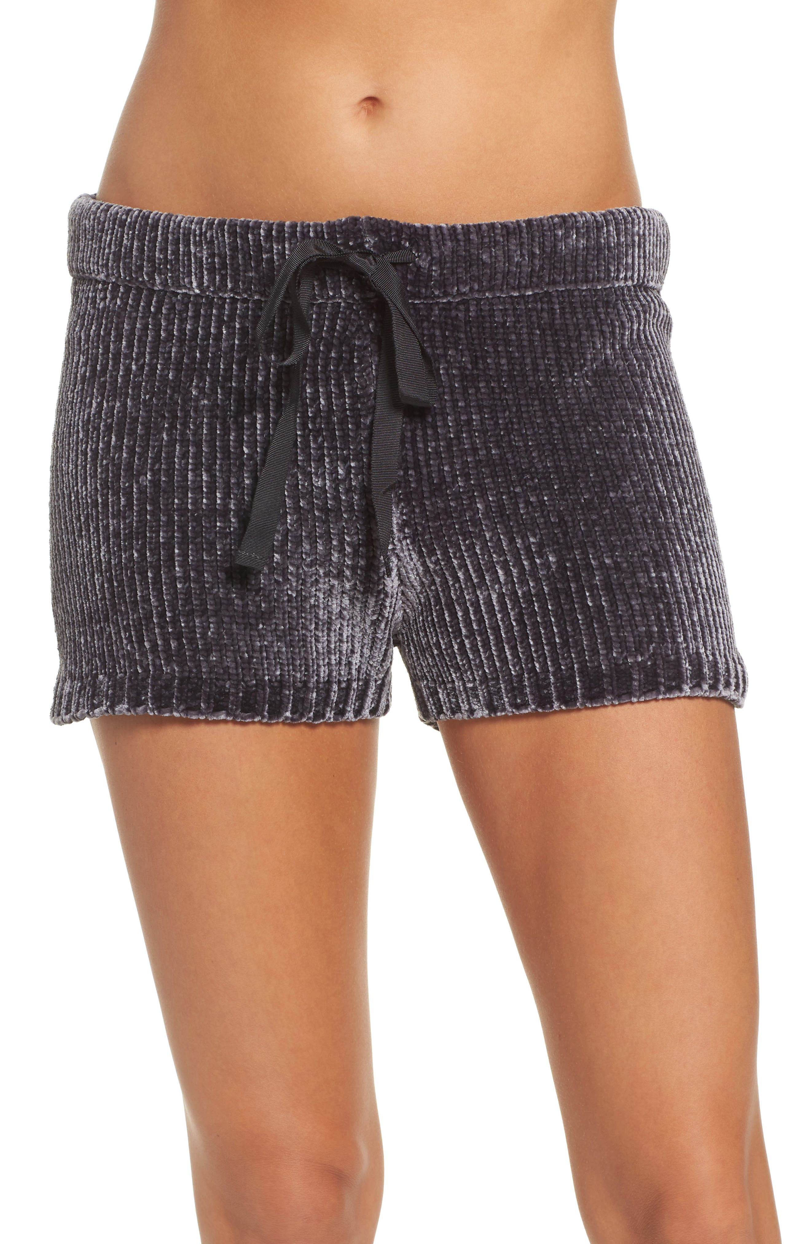 Chenille Shorts,                         Main,                         color, 030