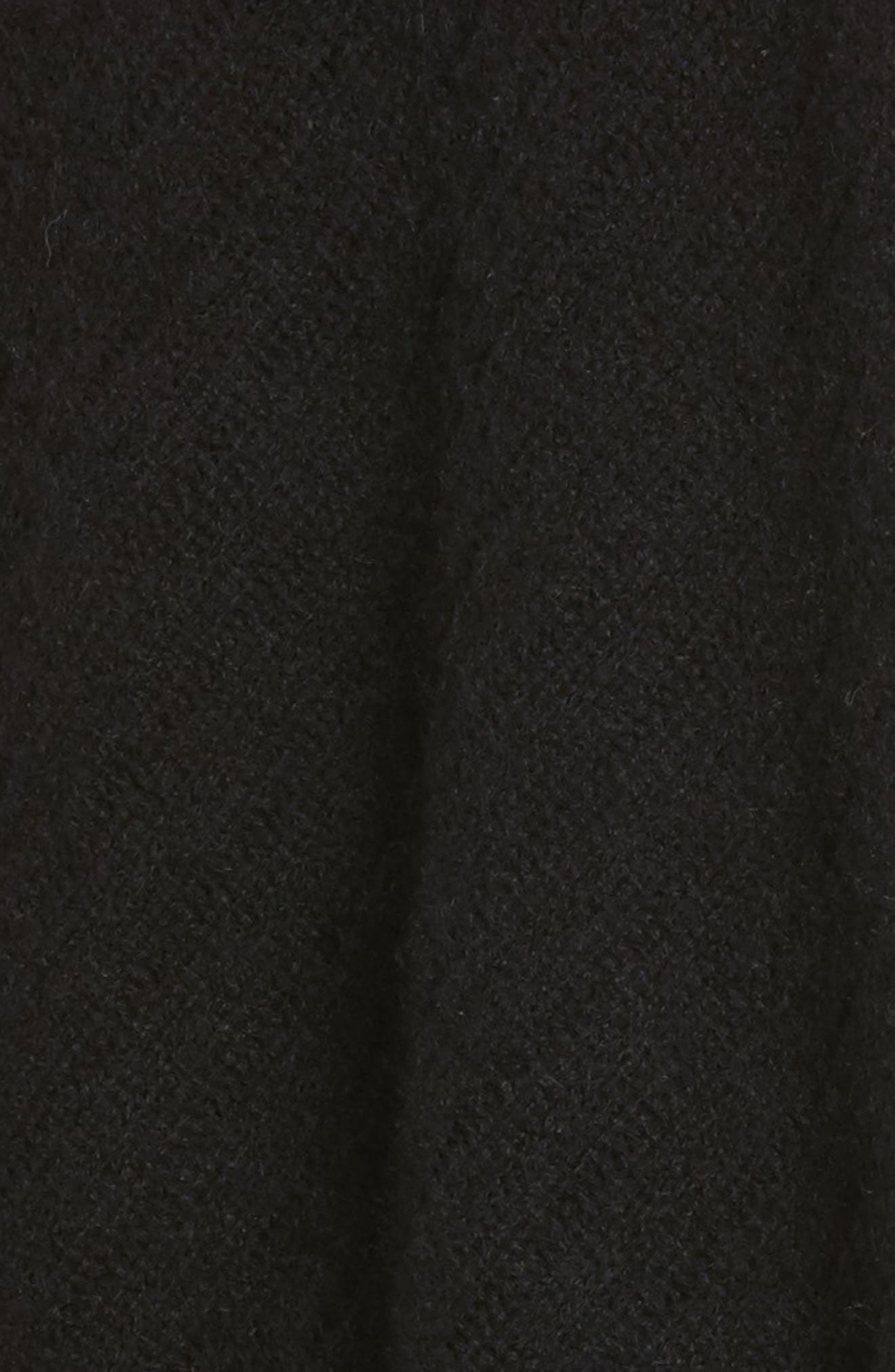 Cashmere Wrap,                             Alternate thumbnail 5, color,                             001