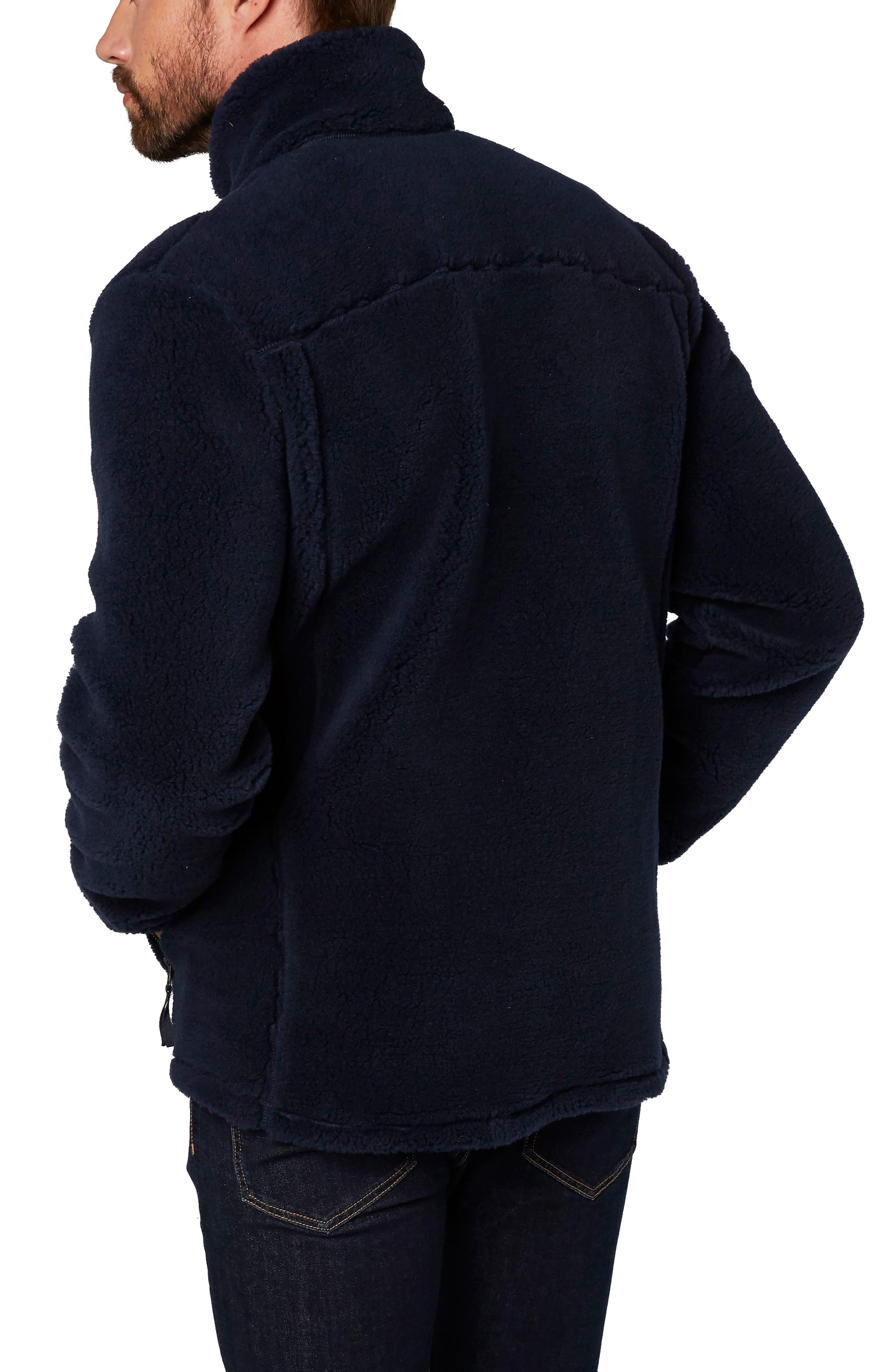 Heritage Pile Fleece Jacket,                             Alternate thumbnail 2, color,                             420