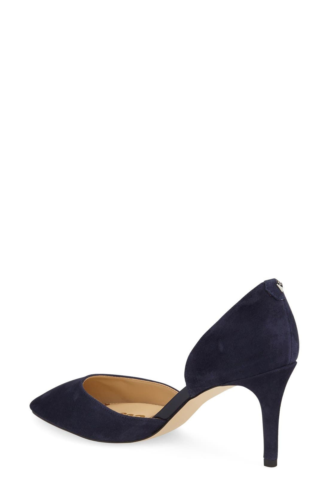 'Telsa' d'Orsay Pointy Toe Pump,                             Alternate thumbnail 29, color,