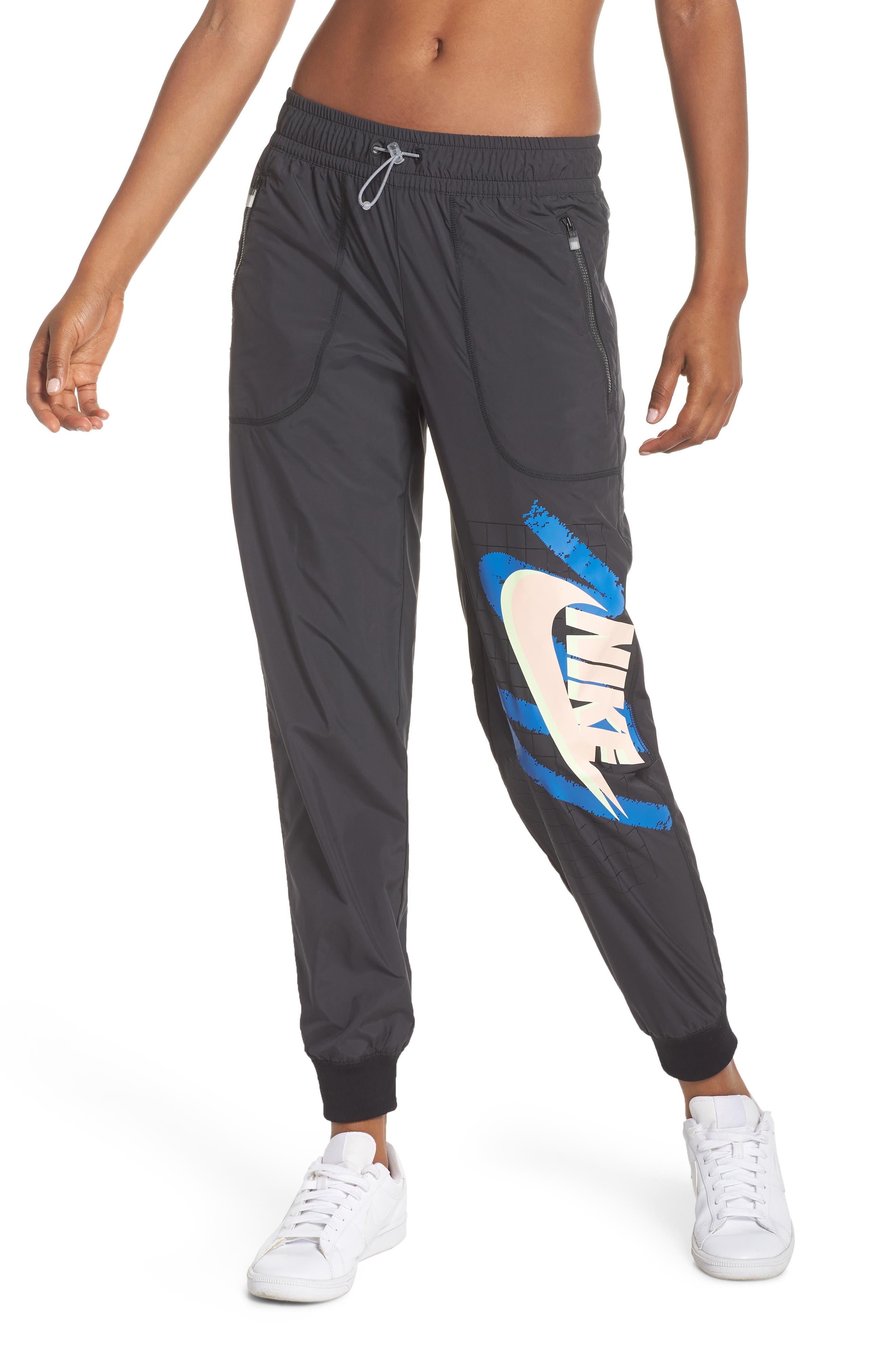 Sportswear Archive Women's Woven Pants,                         Main,                         color, 010