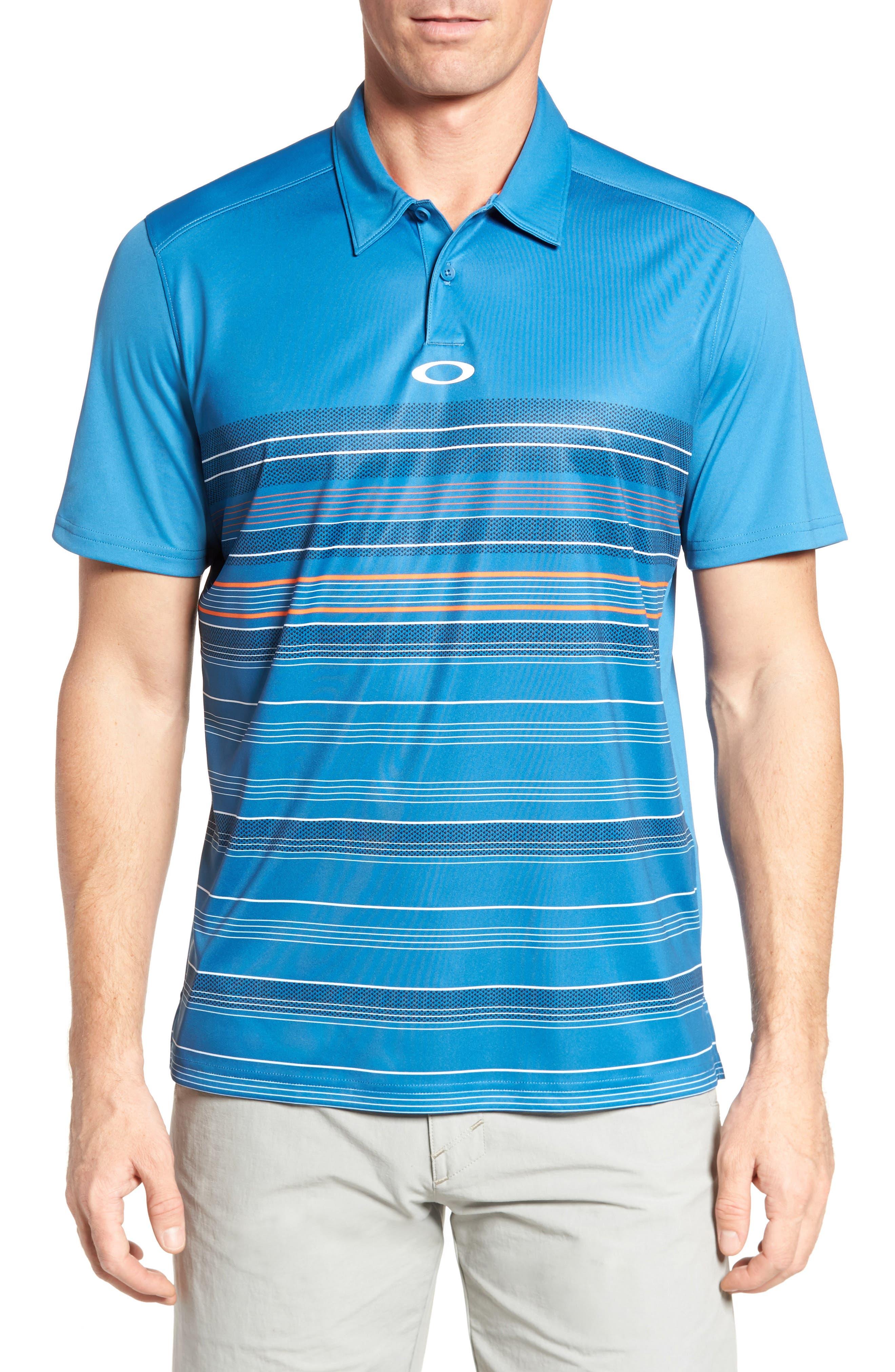 High Crest Polo Shirt,                             Main thumbnail 4, color,
