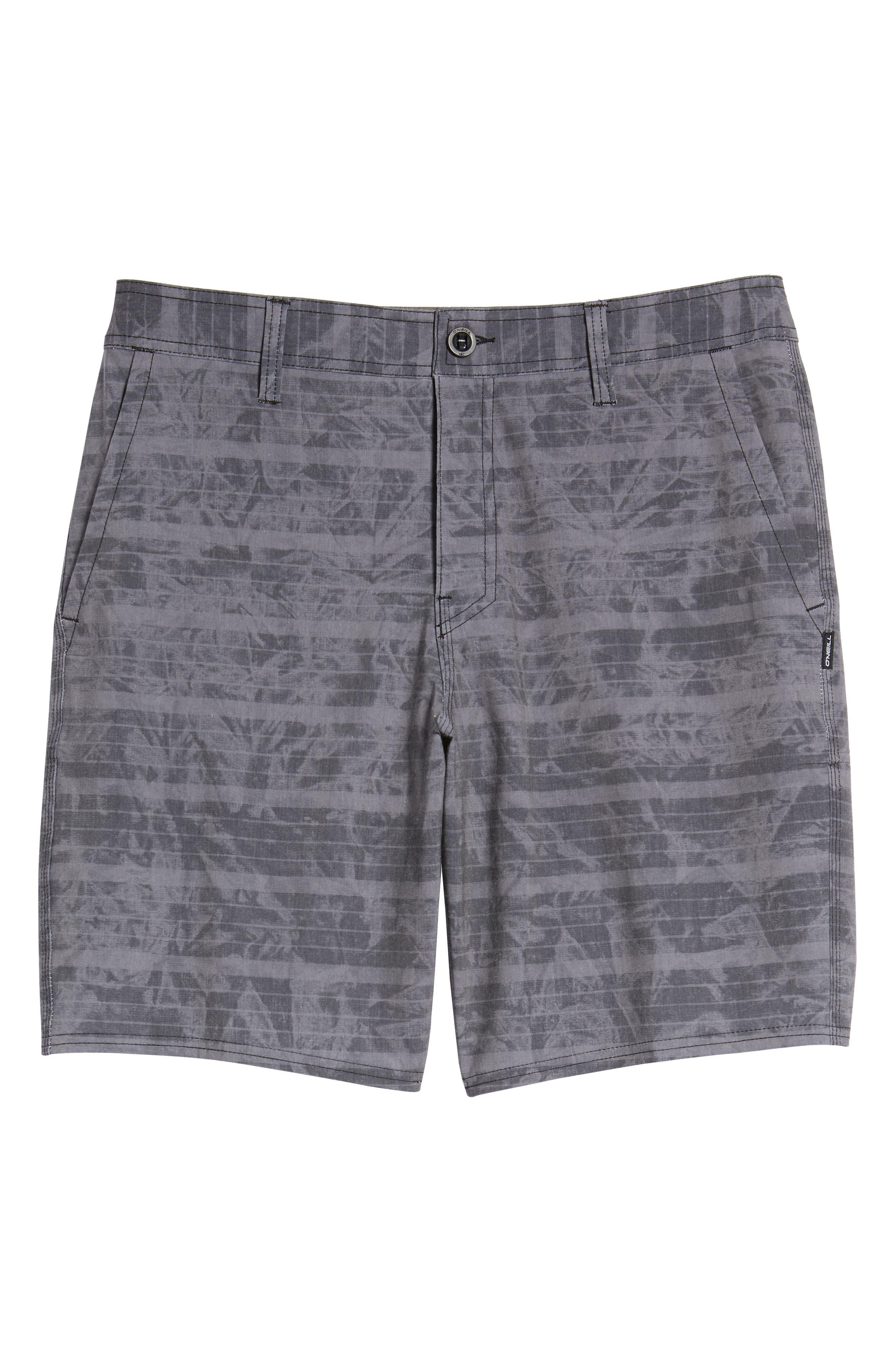 Mischief Hybrid Shorts,                             Alternate thumbnail 6, color,                             001
