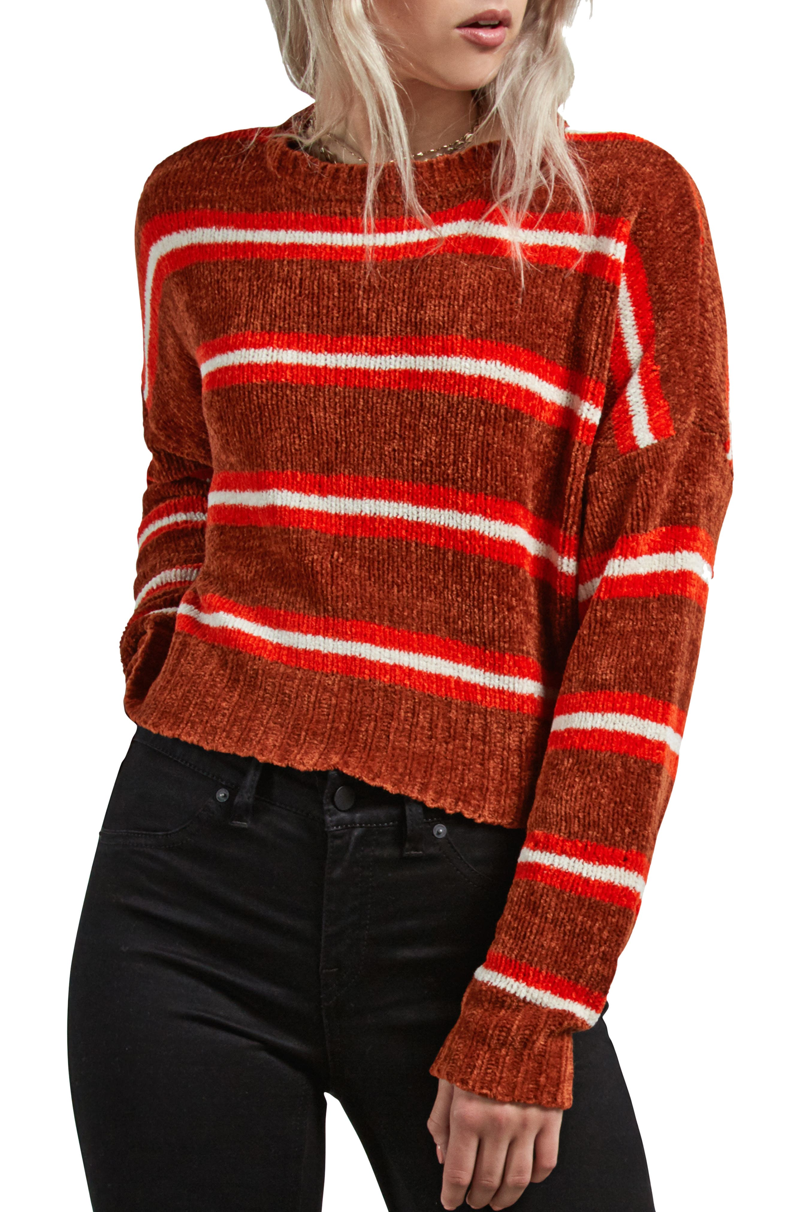 The Favorite Sweater,                             Main thumbnail 1, color,                             COPPER